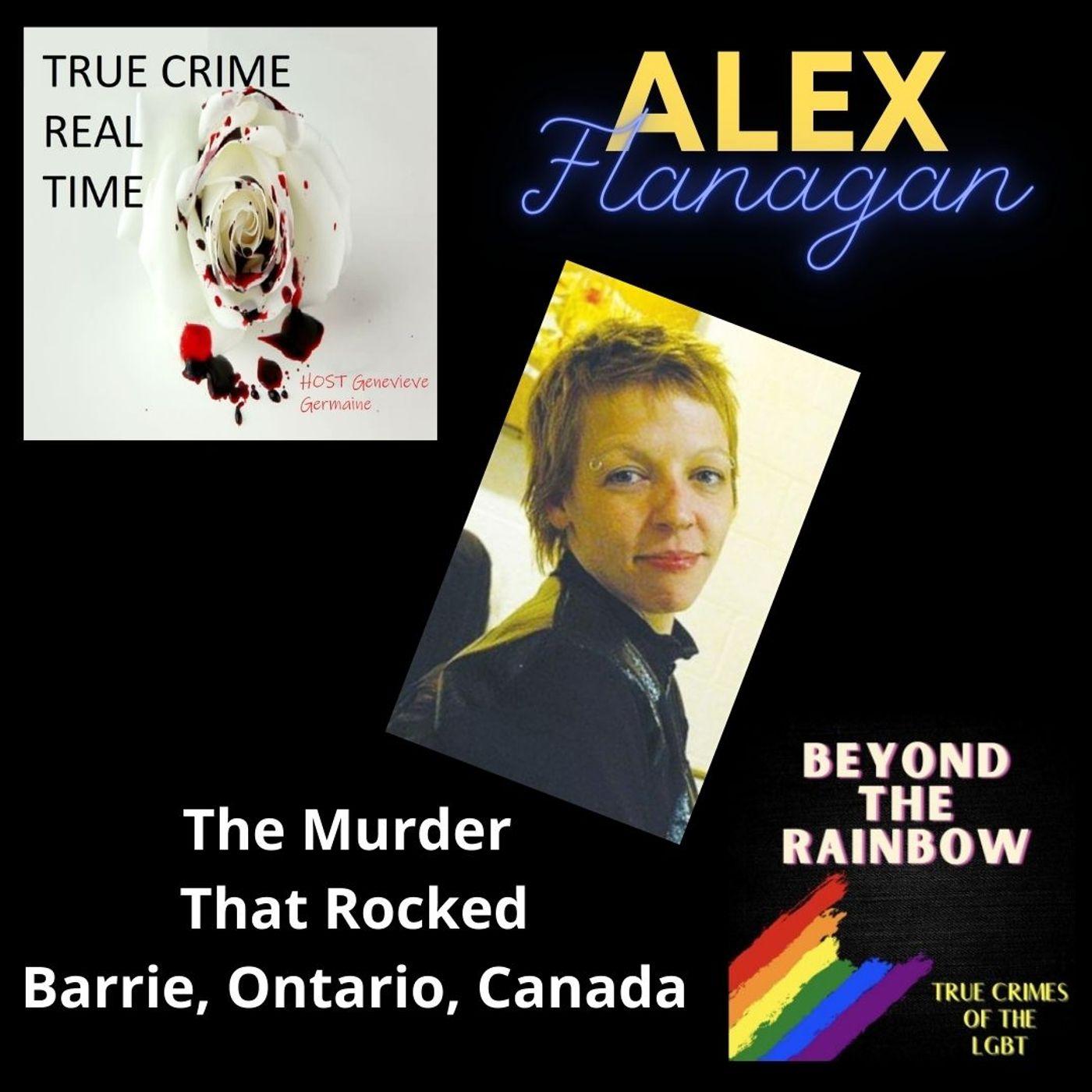 #38 - The Murder of Alexandra Flanagan