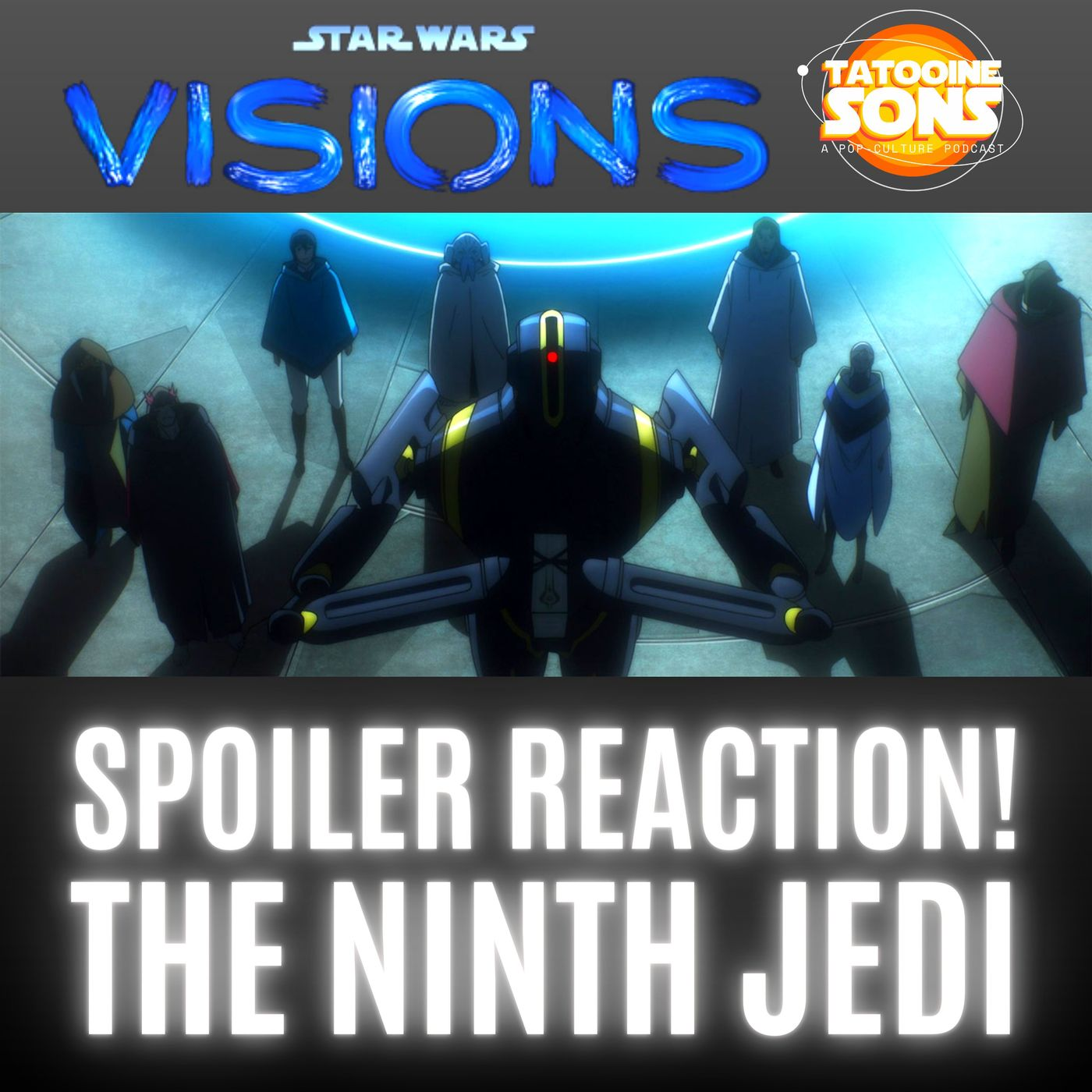 SPOILER REACTION To Star Wars Visions - The Ninth Jedi