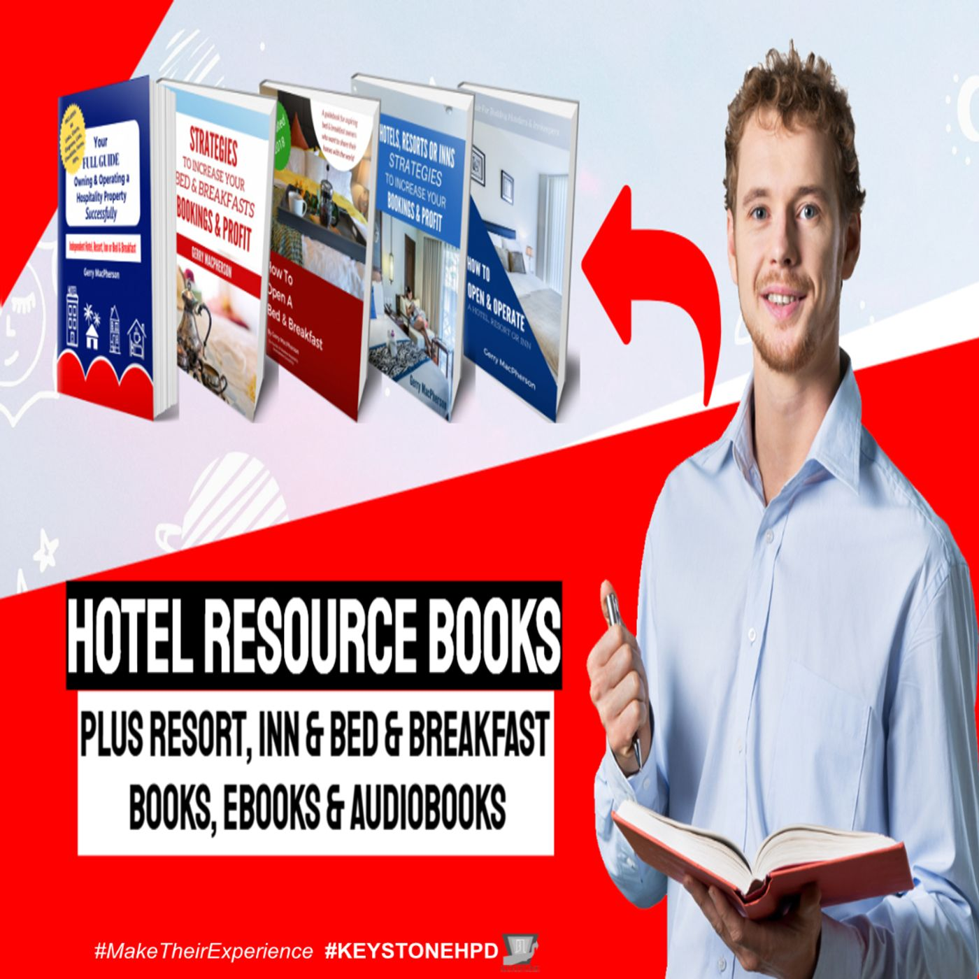 Hotel Resource Books | Ep. #228