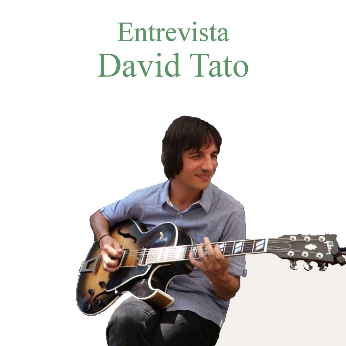 Entrevista a David Tato
