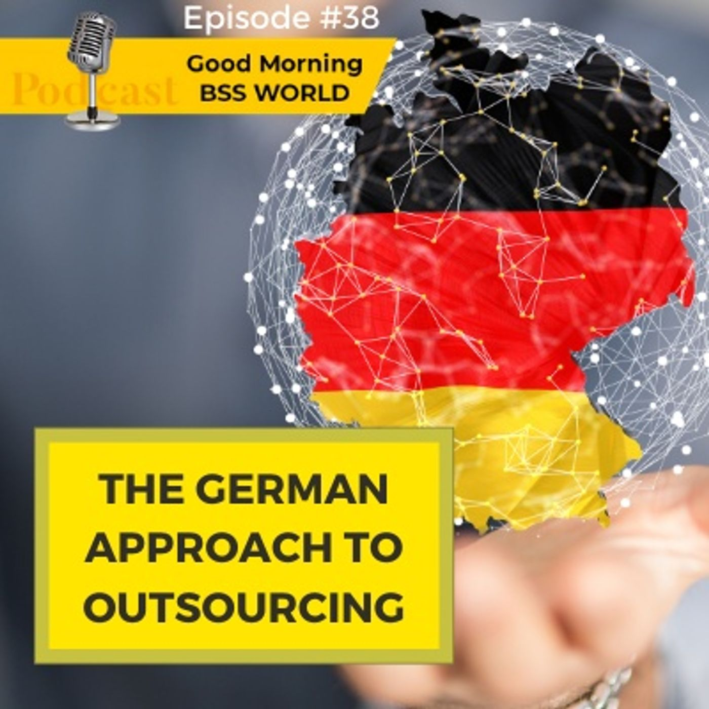 #38 German Approach To Outsourcing – interview with Stephan Fricke