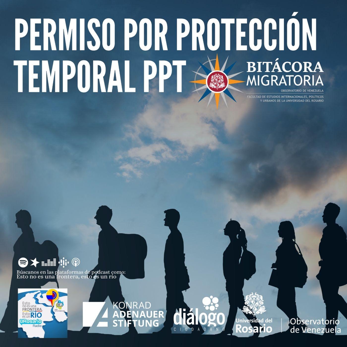 Permiso por Protección Temporal PPT
