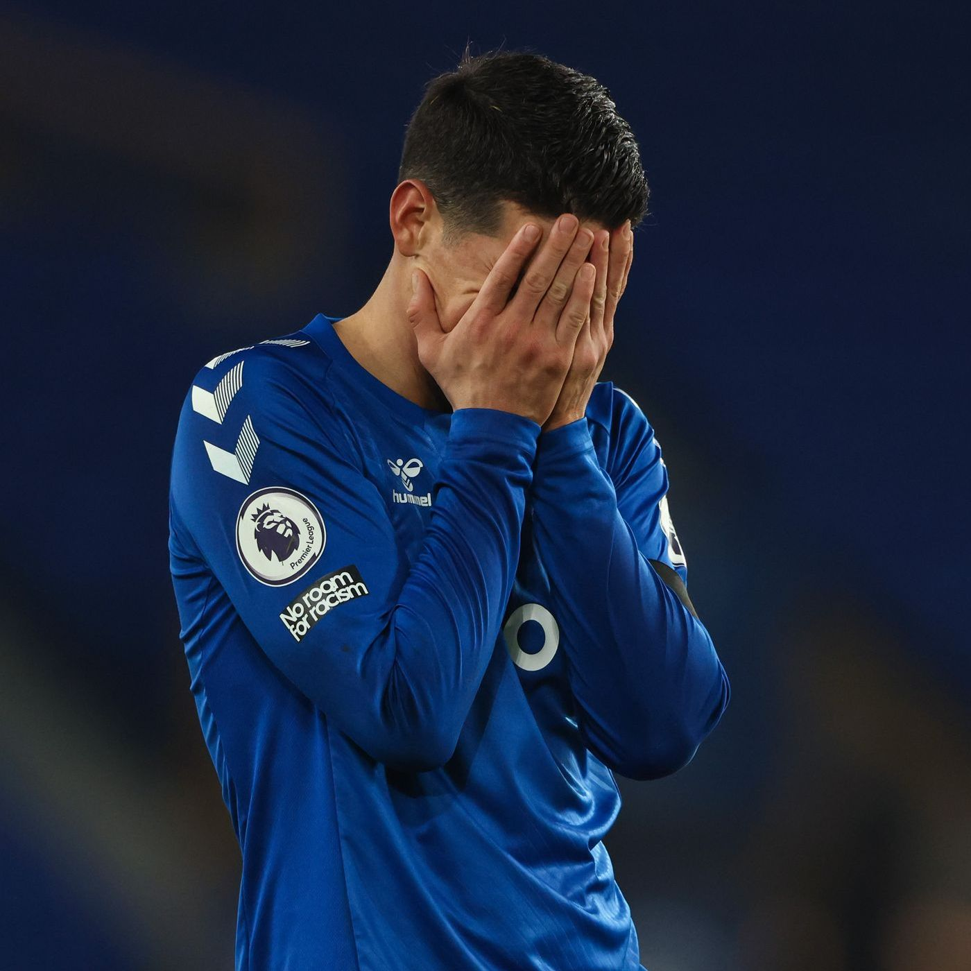 Royal Blue: Everton's James Rodriguez frustrations & permutations for European football ahead of final day