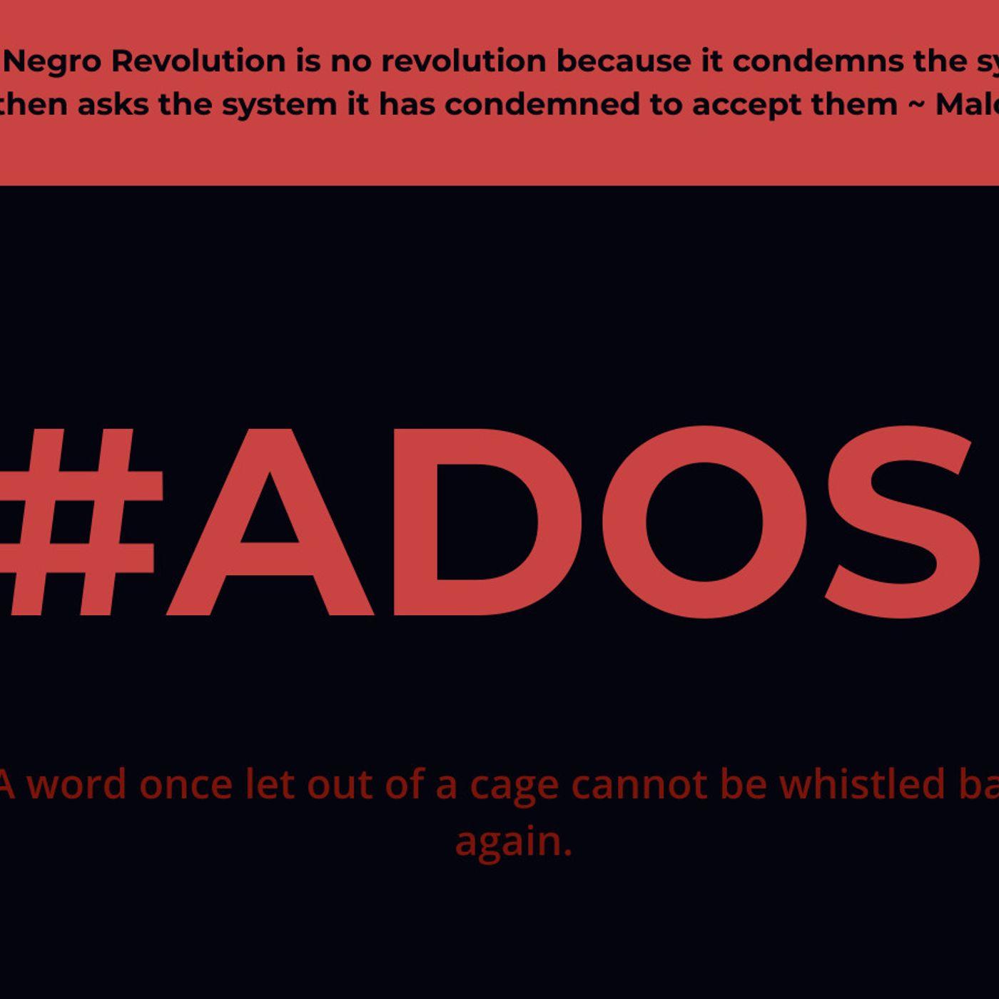 #Ados - T&Y are failing black people