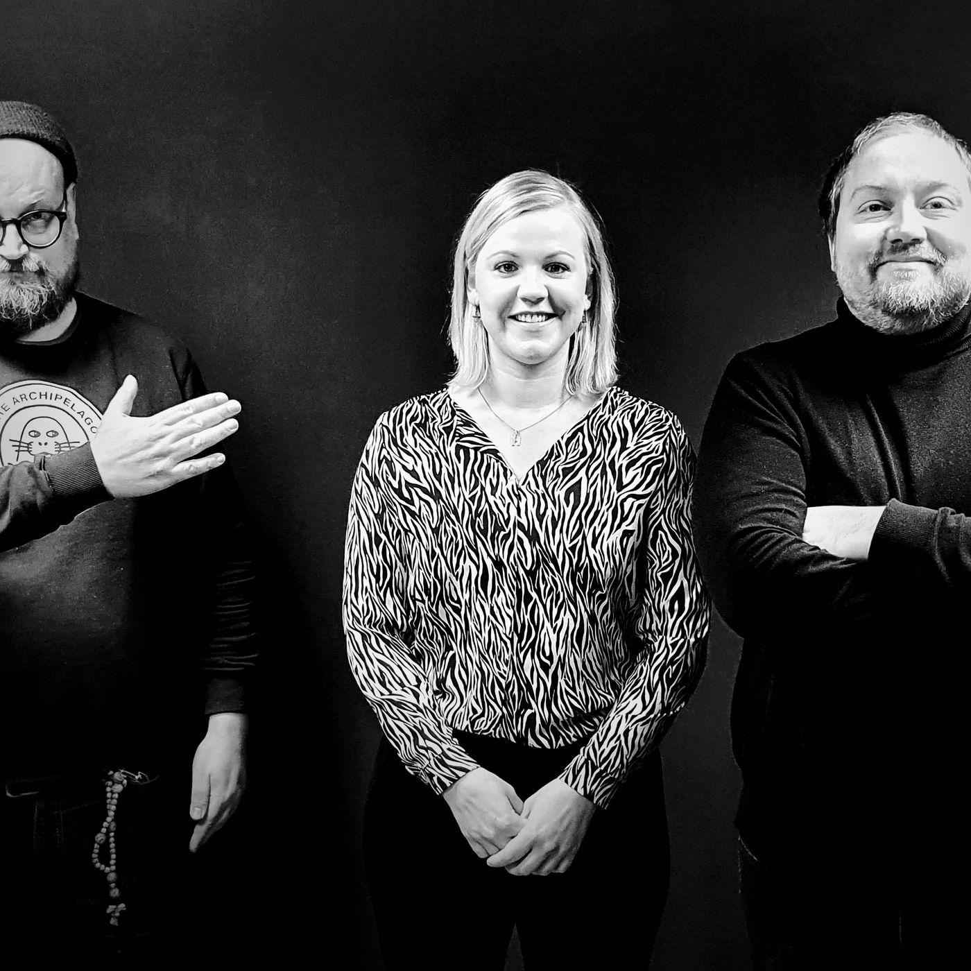 #82 - Minä olen -messujen sisällöntuottaja Hilla Sundström