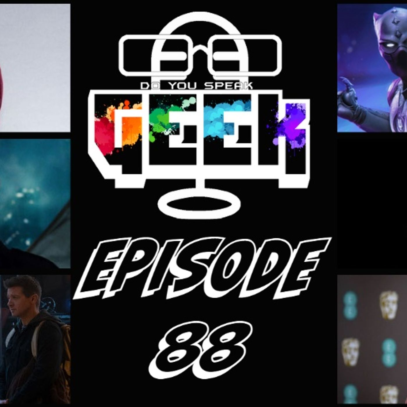 Episode 88 (Scarlett Johansson, Comic-Con At Home, Annapurna Showcase, Bray Wyatt, and more)