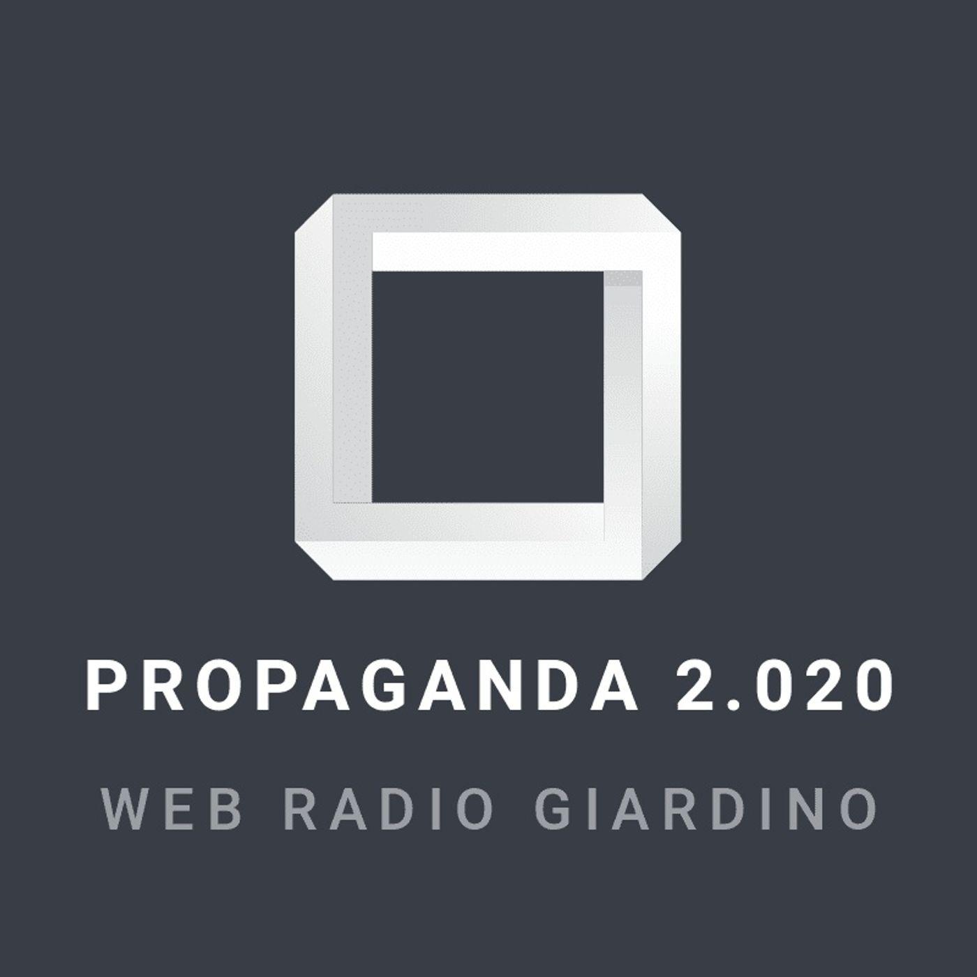 Intervista a Luca Maria Baldini + novità da Caribou, Moon Duo, Thom Yorke, Tinariwen - Propaganda - s03e05