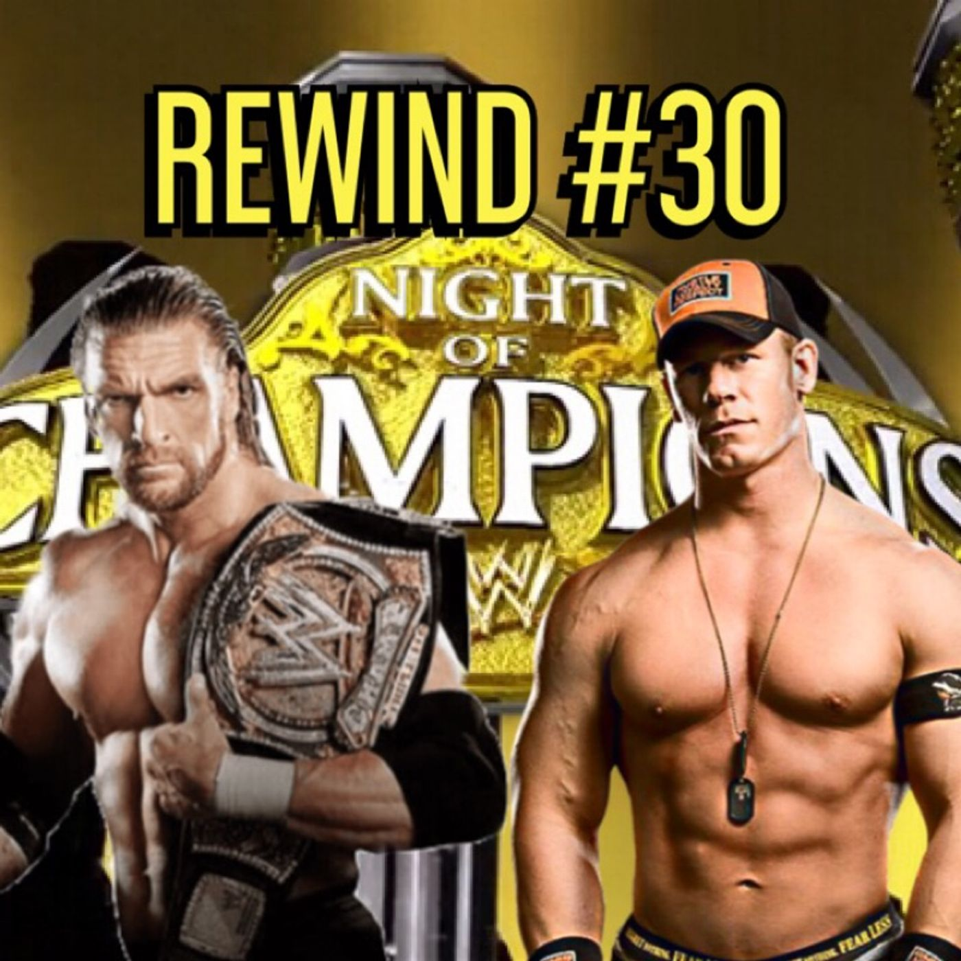 Rewind #30: WWE Night of Champions 2008