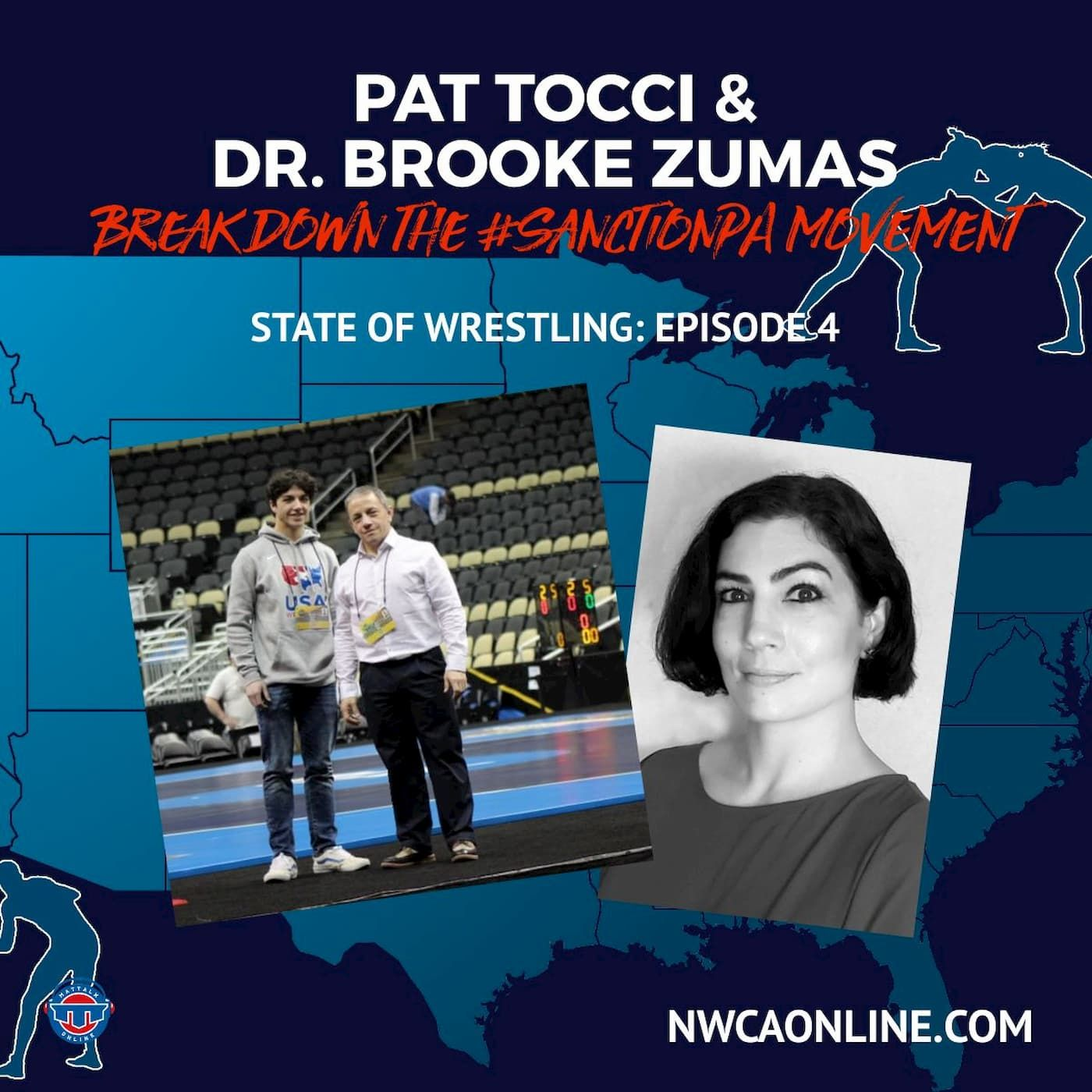 The #SanctionPA movement with Dr. Brooke Zumas and Pat Tocci