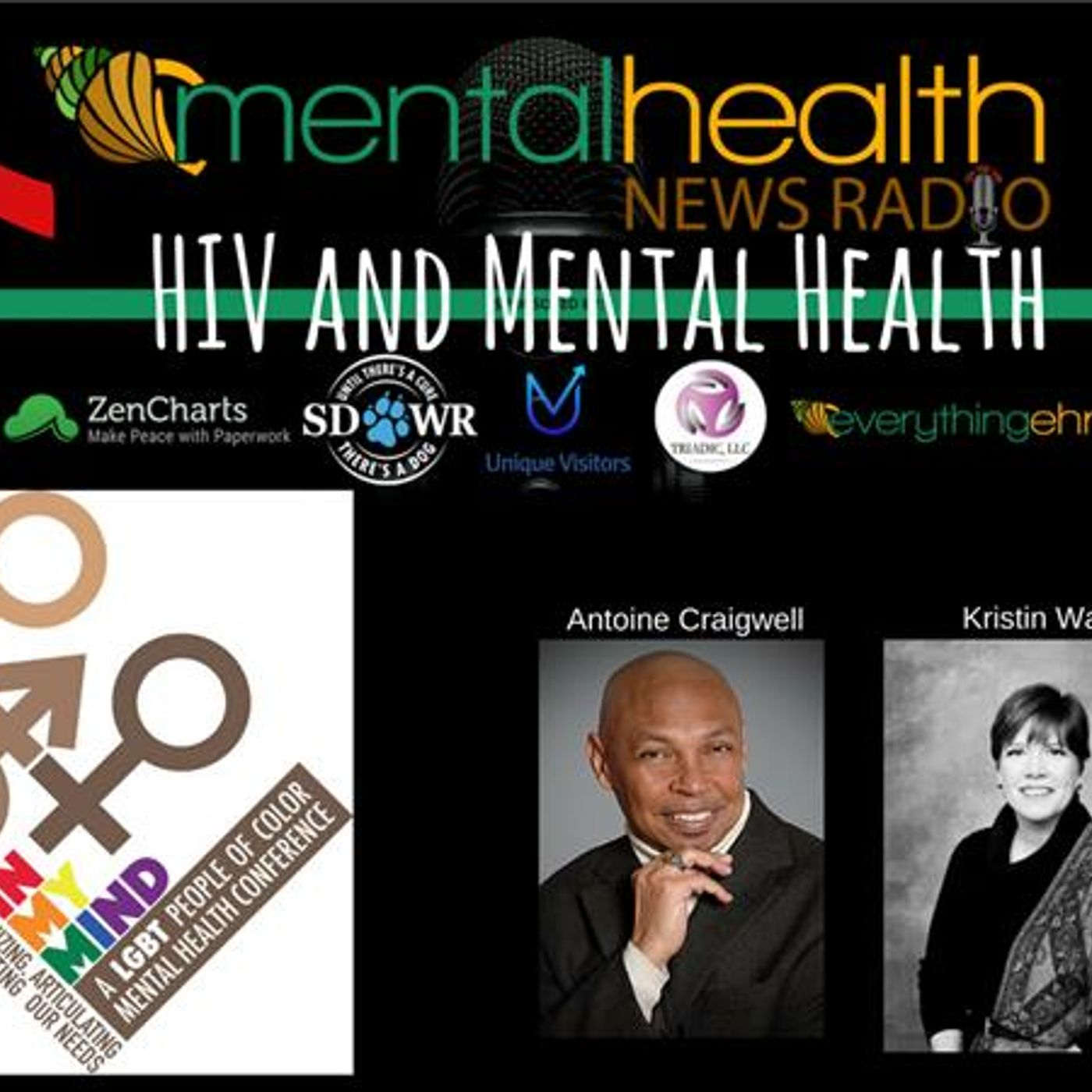 Mental Health News Radio - DBGM In My Mind Conference: HIV and Mental Health