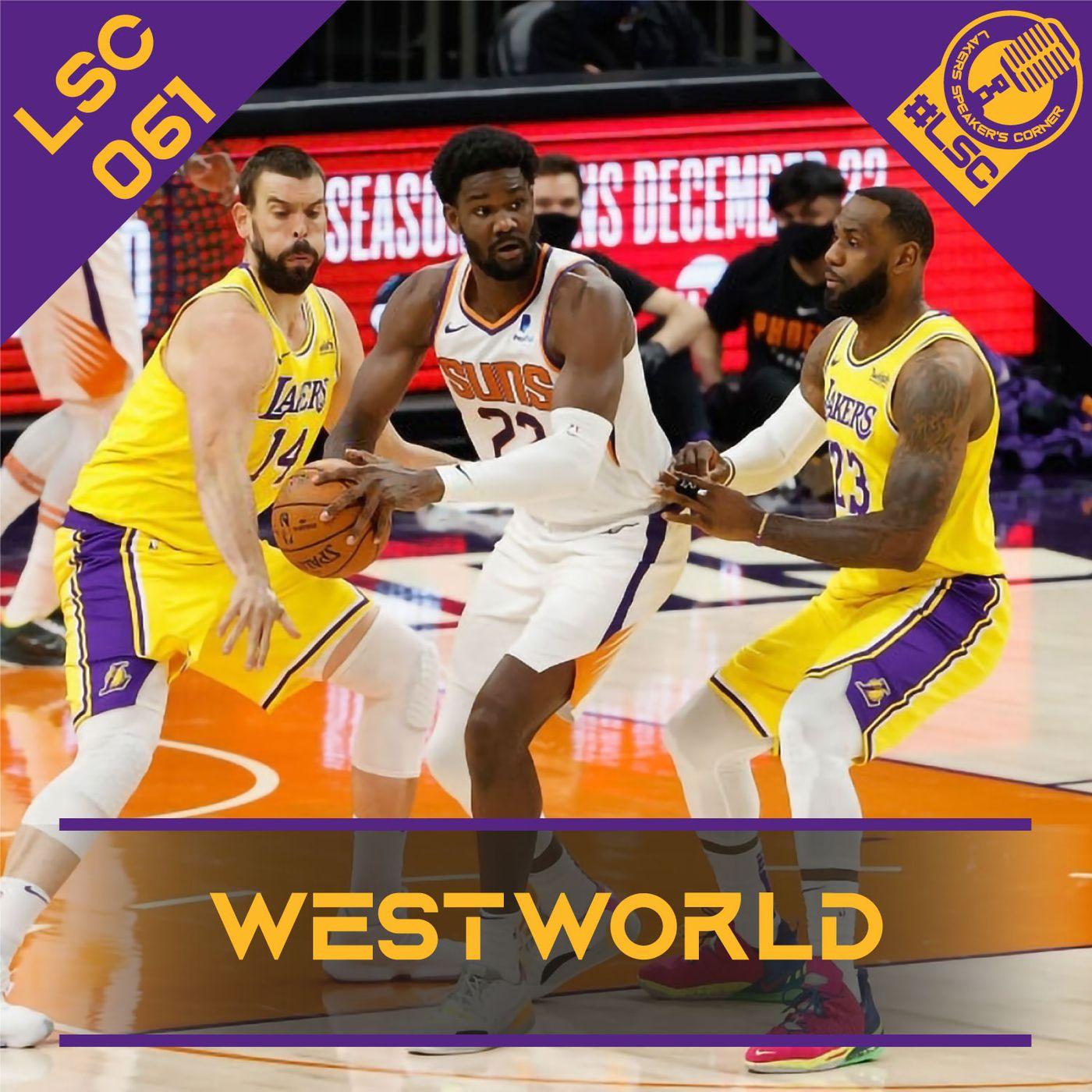 LSC 061 - Westworld feat. Andrea Bandiziol
