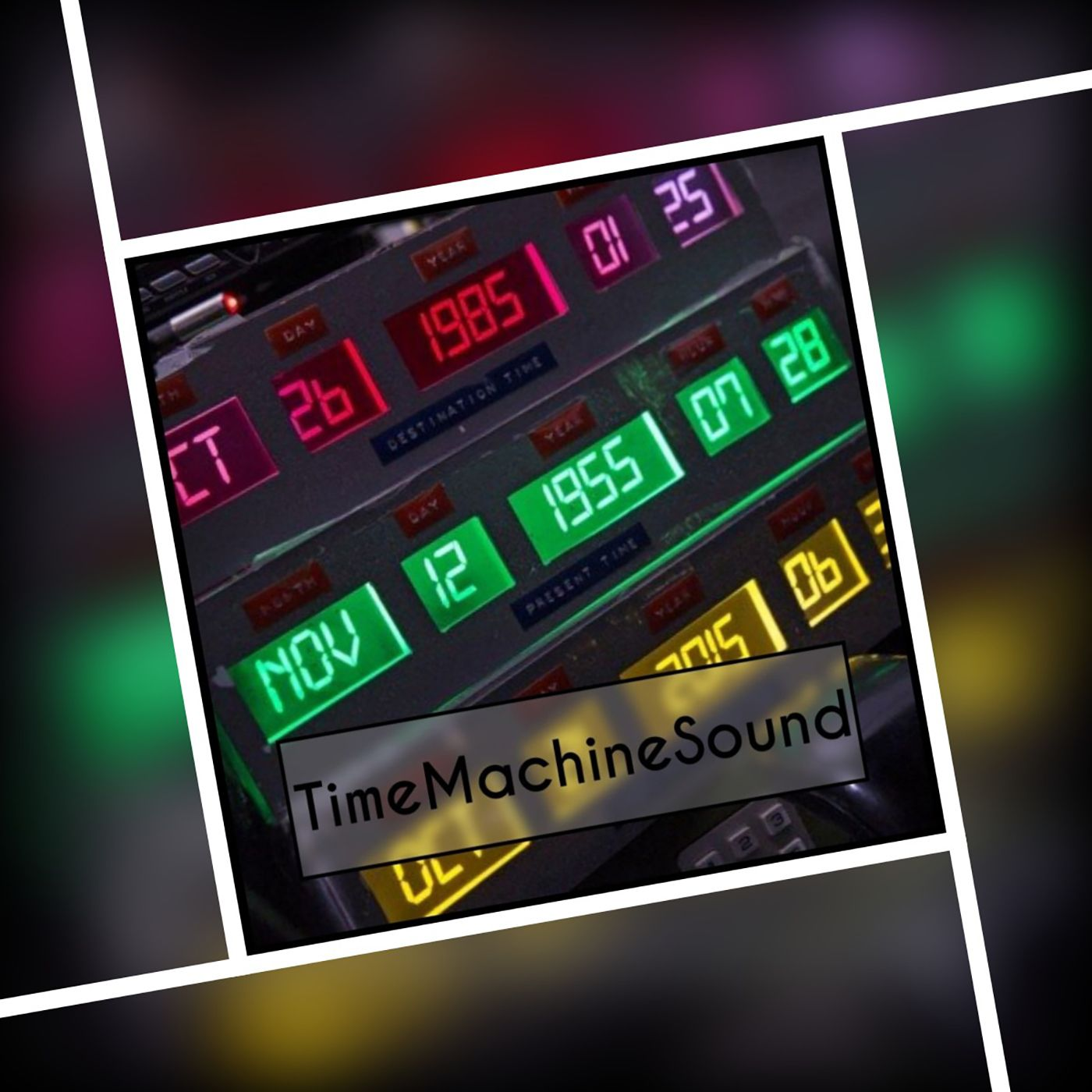 TimeMachineSound By DJ Jorge Gallardo