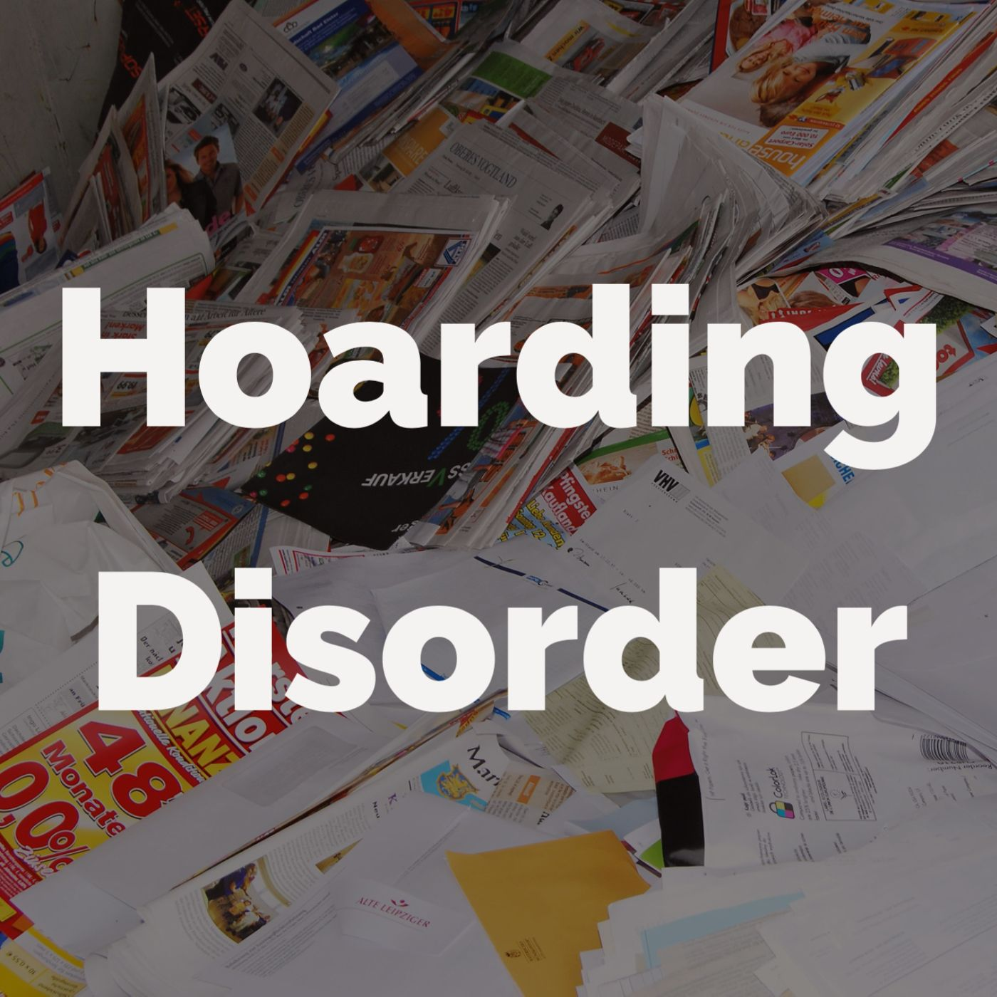 Hoarding Disorder (2016 Rerun)