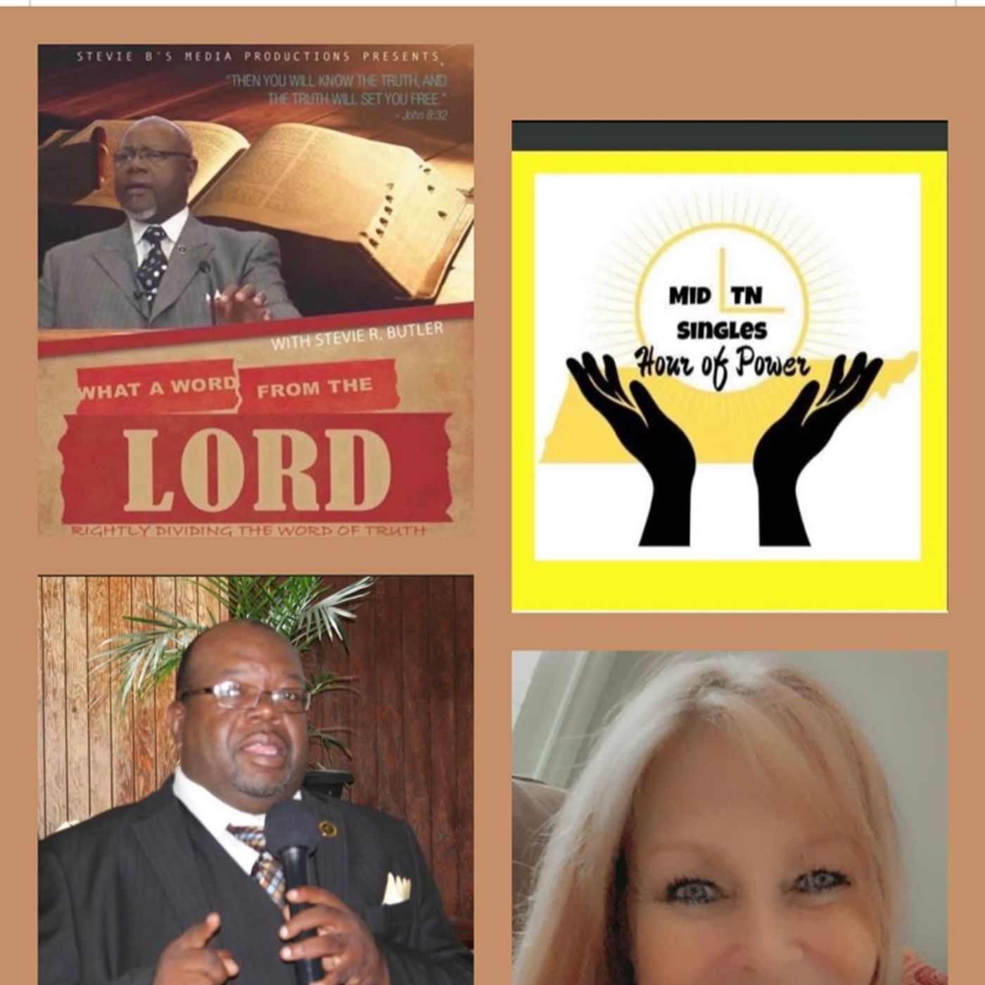 What A Word From The Lord Radio Show - (Episode 204)