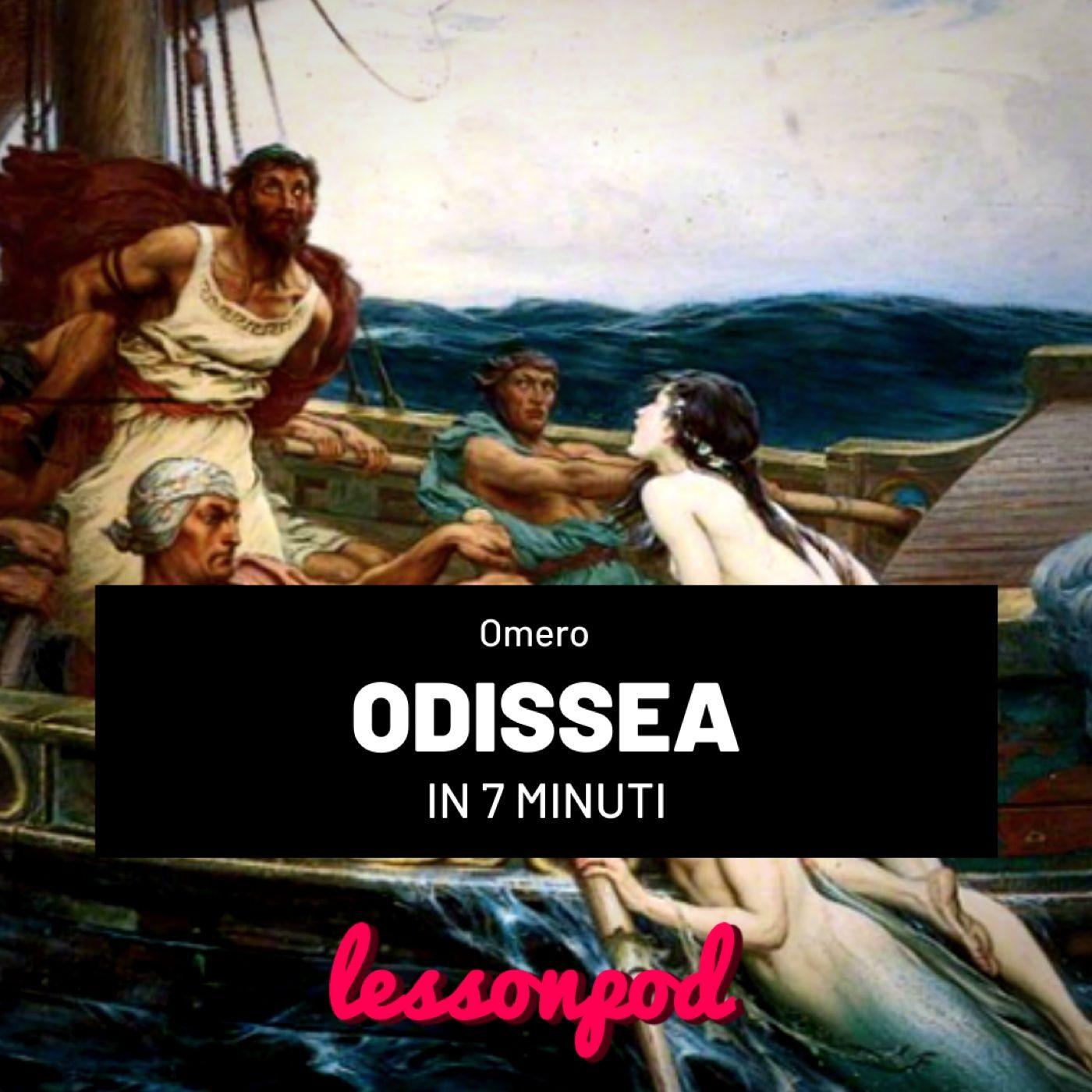 L'Odissea di Omero in 7 minuti