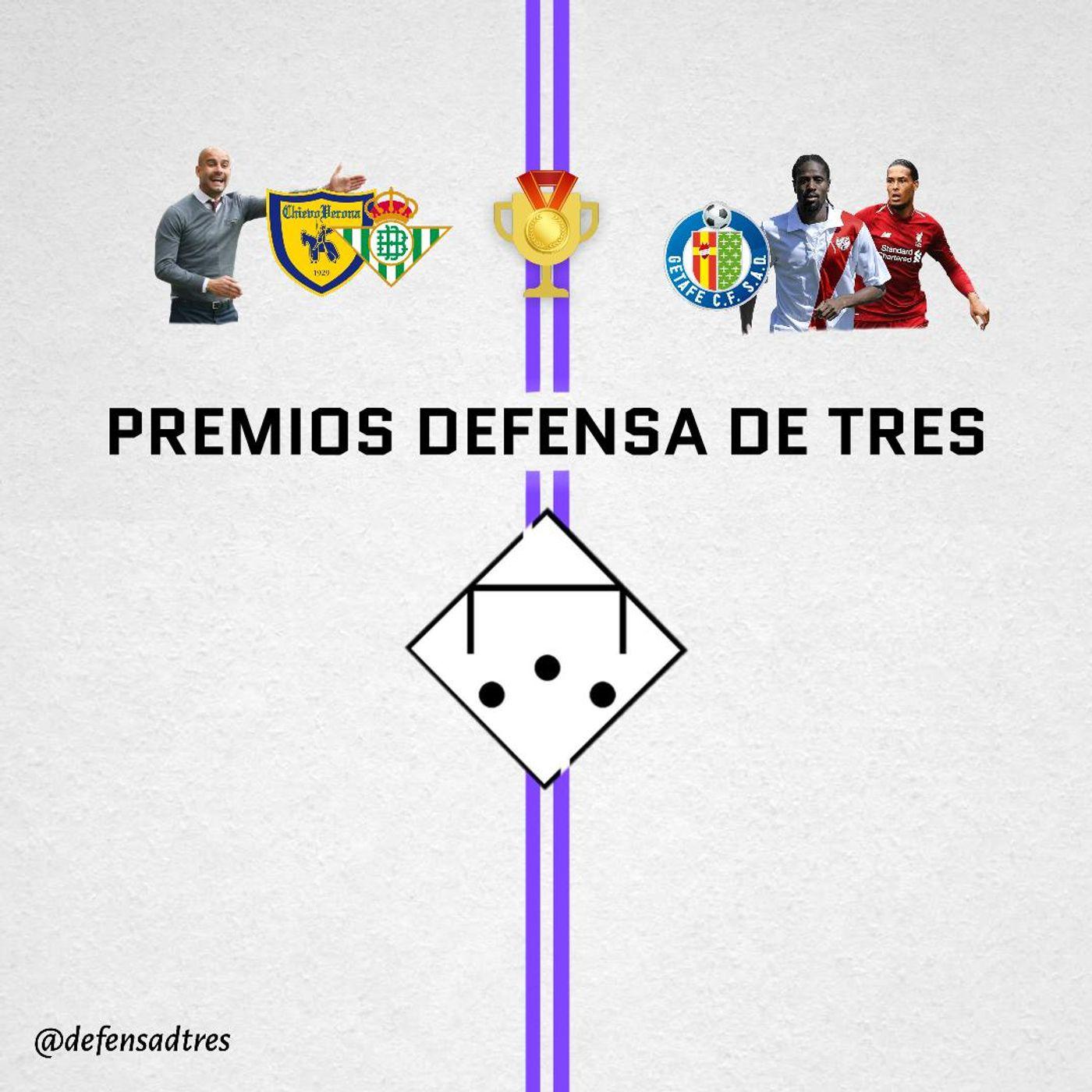 PREMIOS DD3 - Defensa de Tres 27x01