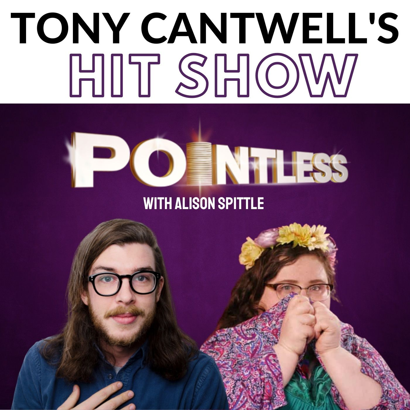 Episode 78 - Pointless (with Alison Spittle)