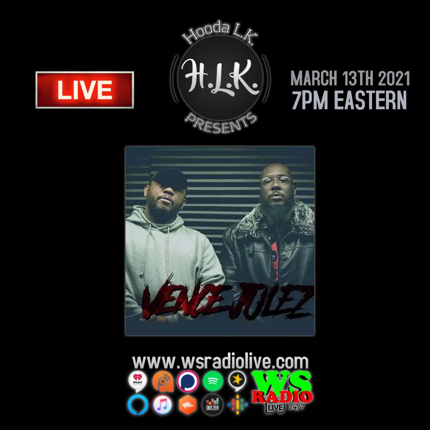 Hooda LK Presents Vence Julez