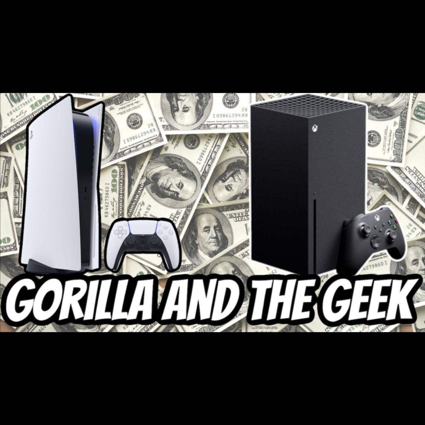 Next Gen Console Wars - Gorilla and The Geek Episode 28