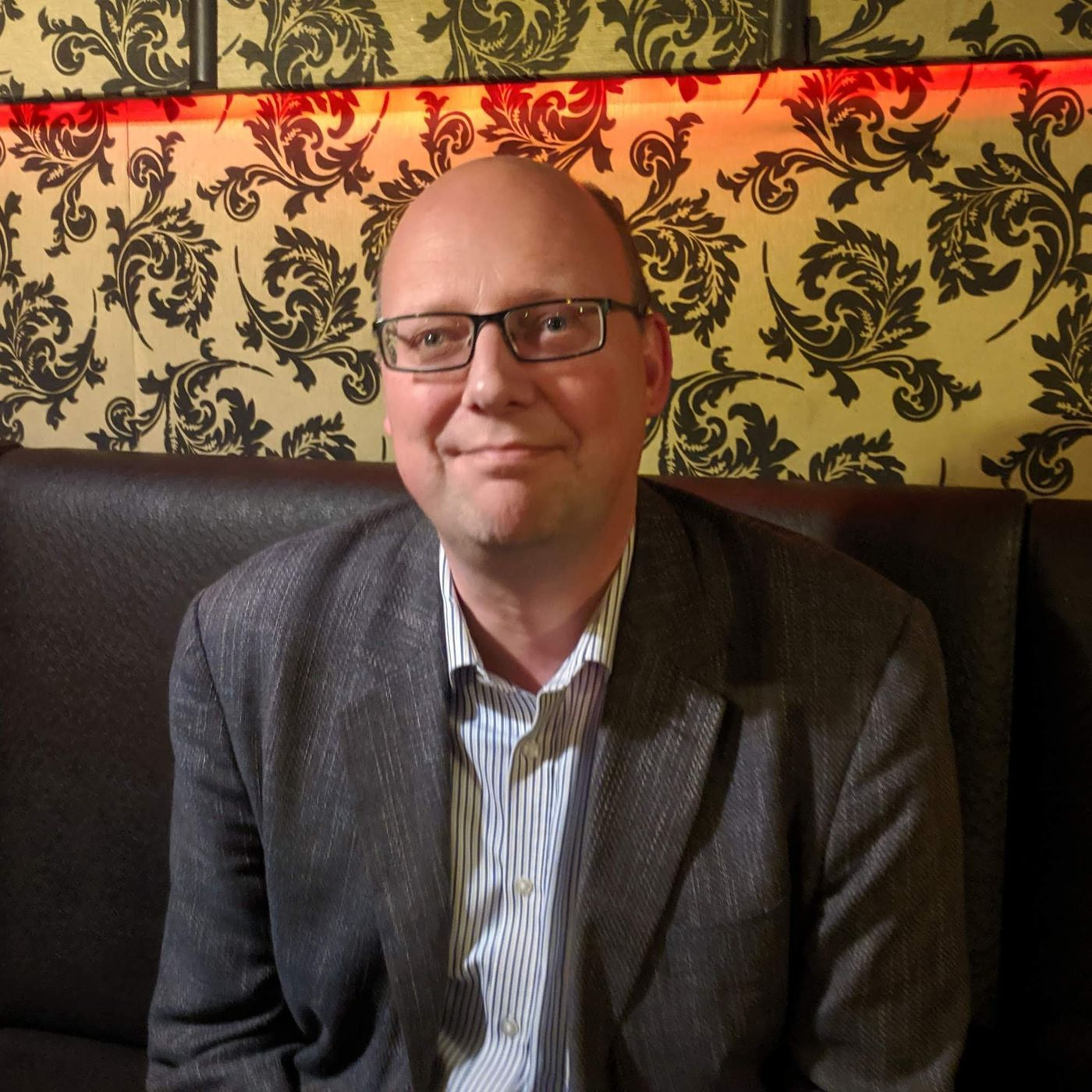 Dr Karl Löfgren - Computer says no