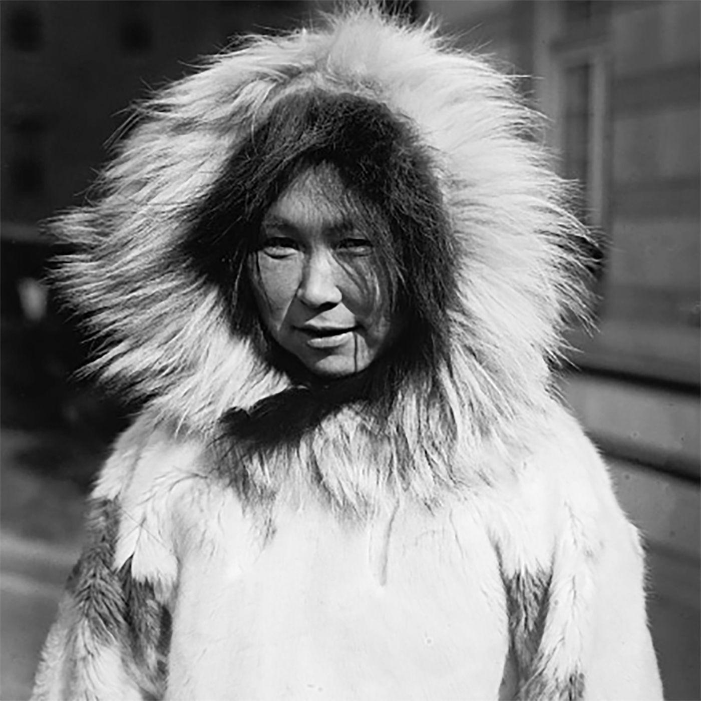 S5E4. Arnarulunnguaq Peary: Første kvinde, som gennemførte en slæderejse fra Grønland til Stillehavet