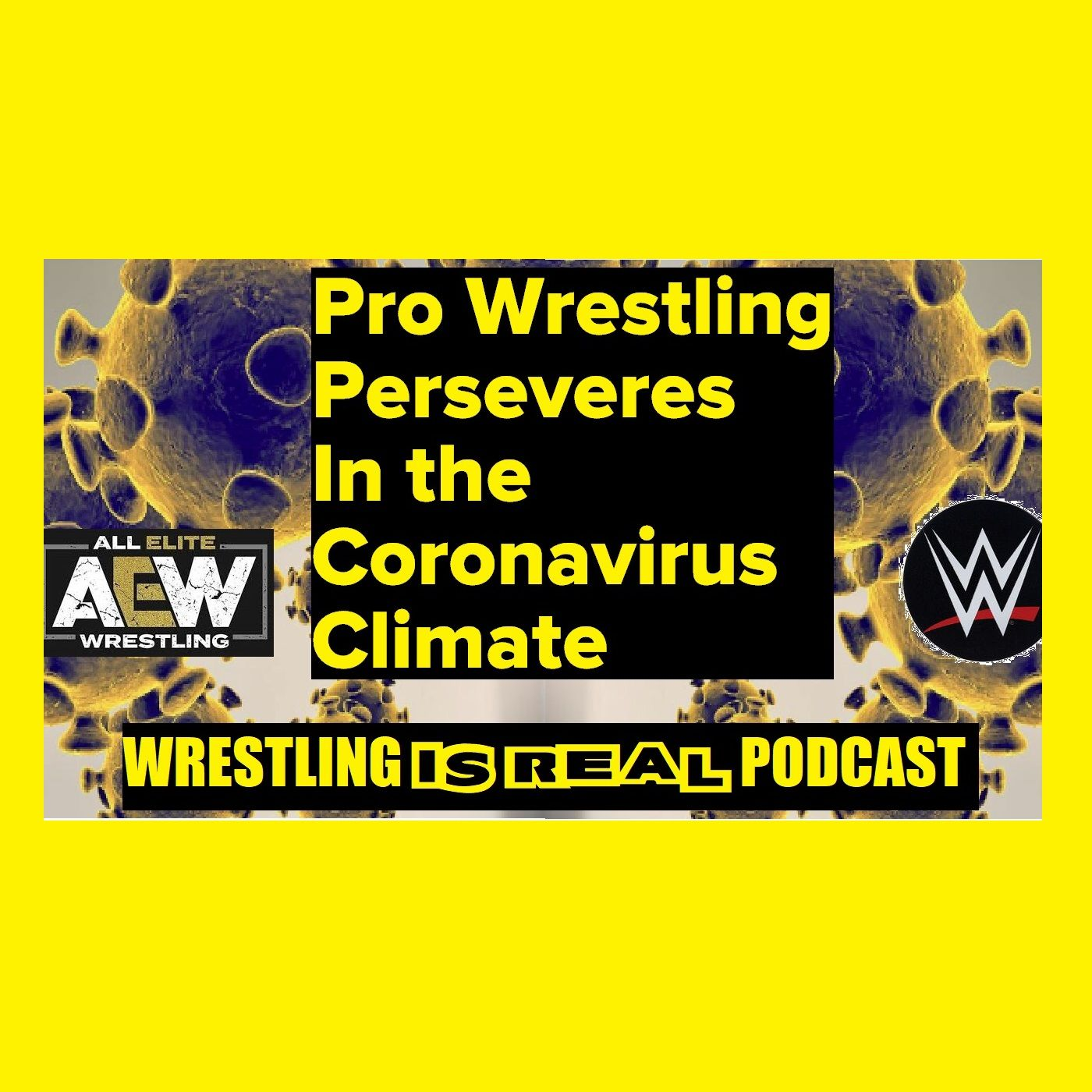 Pro Wrestling Perseveres In the Coronavirus Climate KOP031920-522