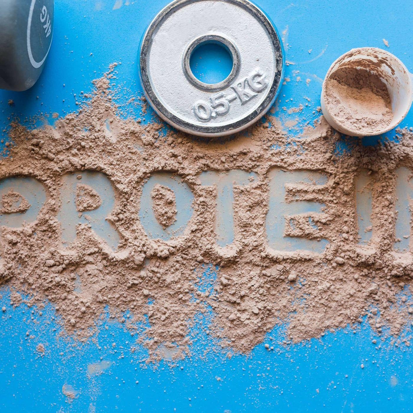 Proteine in polvere? si grazie