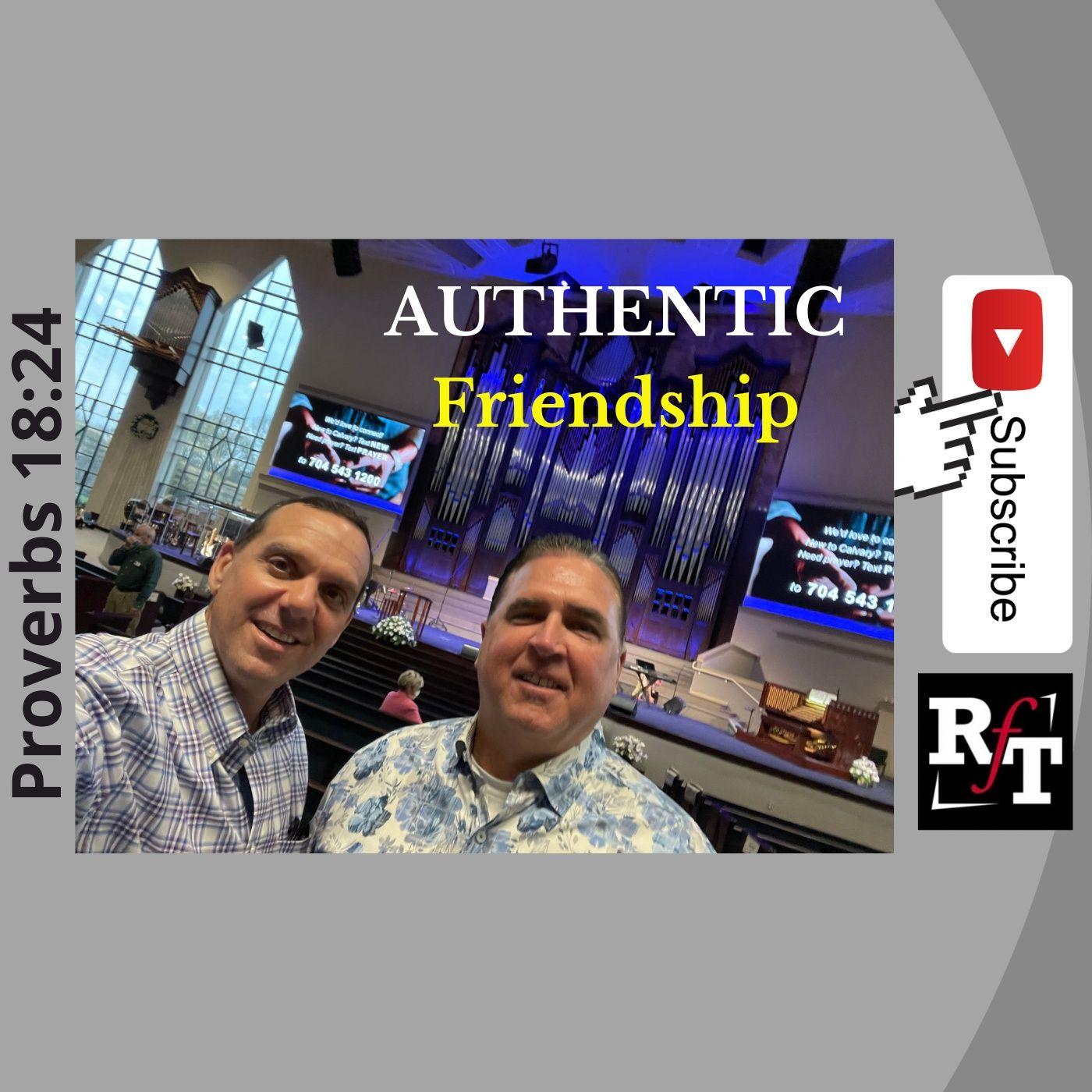 Authentic Friendship - 3:29:21, 7.42 PM