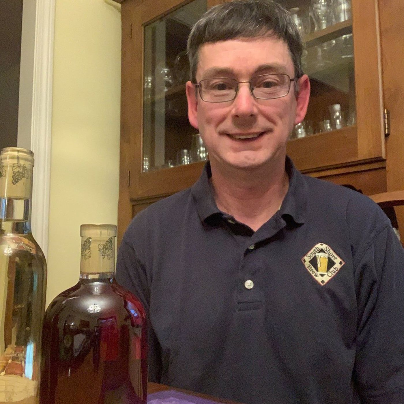 11-3-20 Dan McNevin - Foraging Mead Ingredients and Making Weirdomels (Experimental)