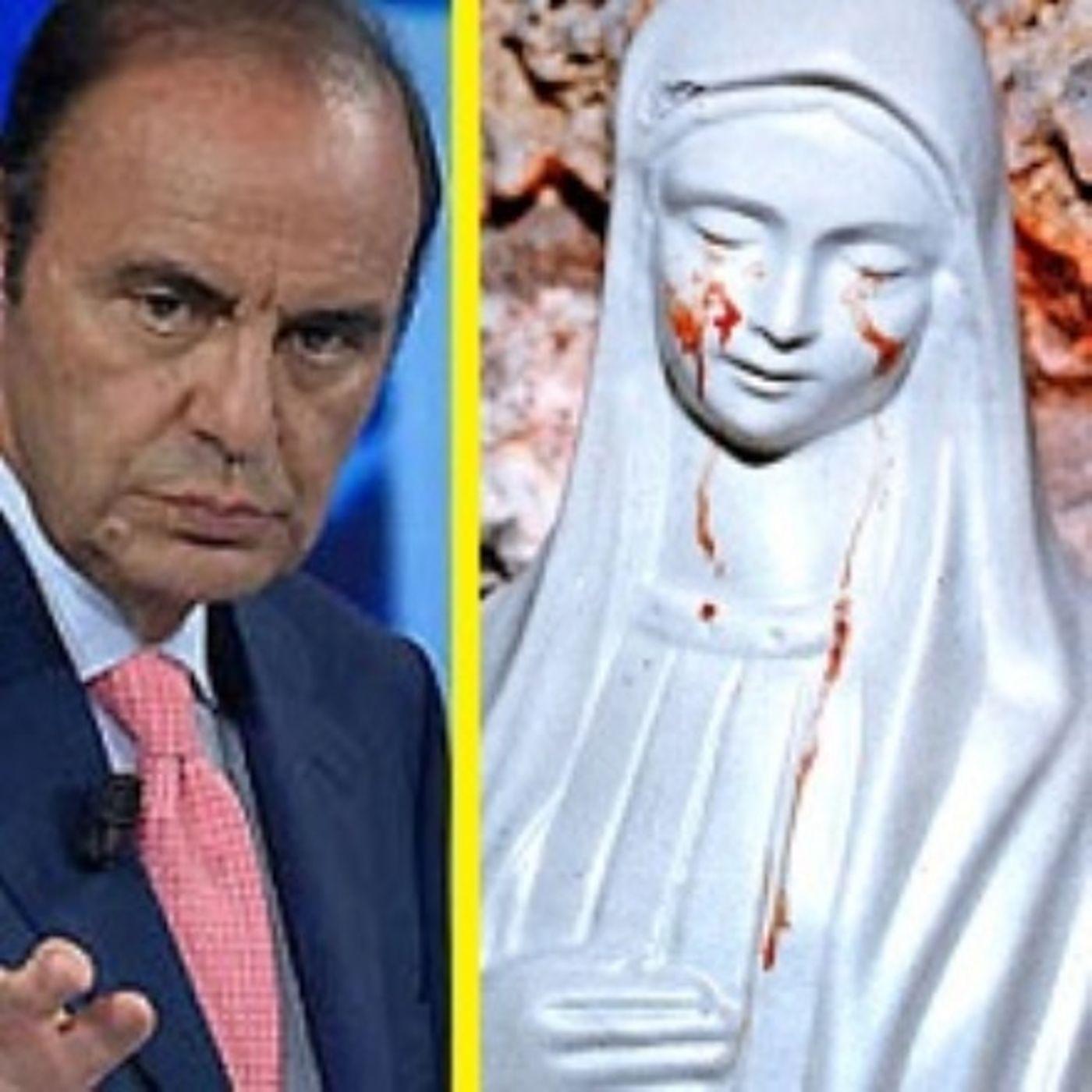 Porta a Porta tenta di distruggere la credibilità della Madonna di Civitavecchia
