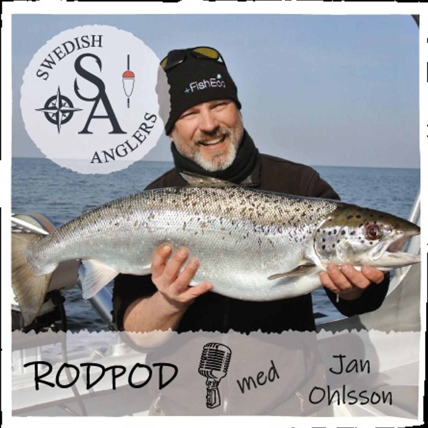 Swedish Anglers RodPod Avsnitt 7 med Jan O