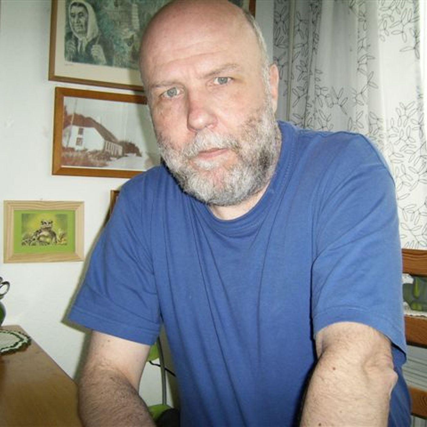 Fra mit hjørne - Første podcast før Sankt Hans
