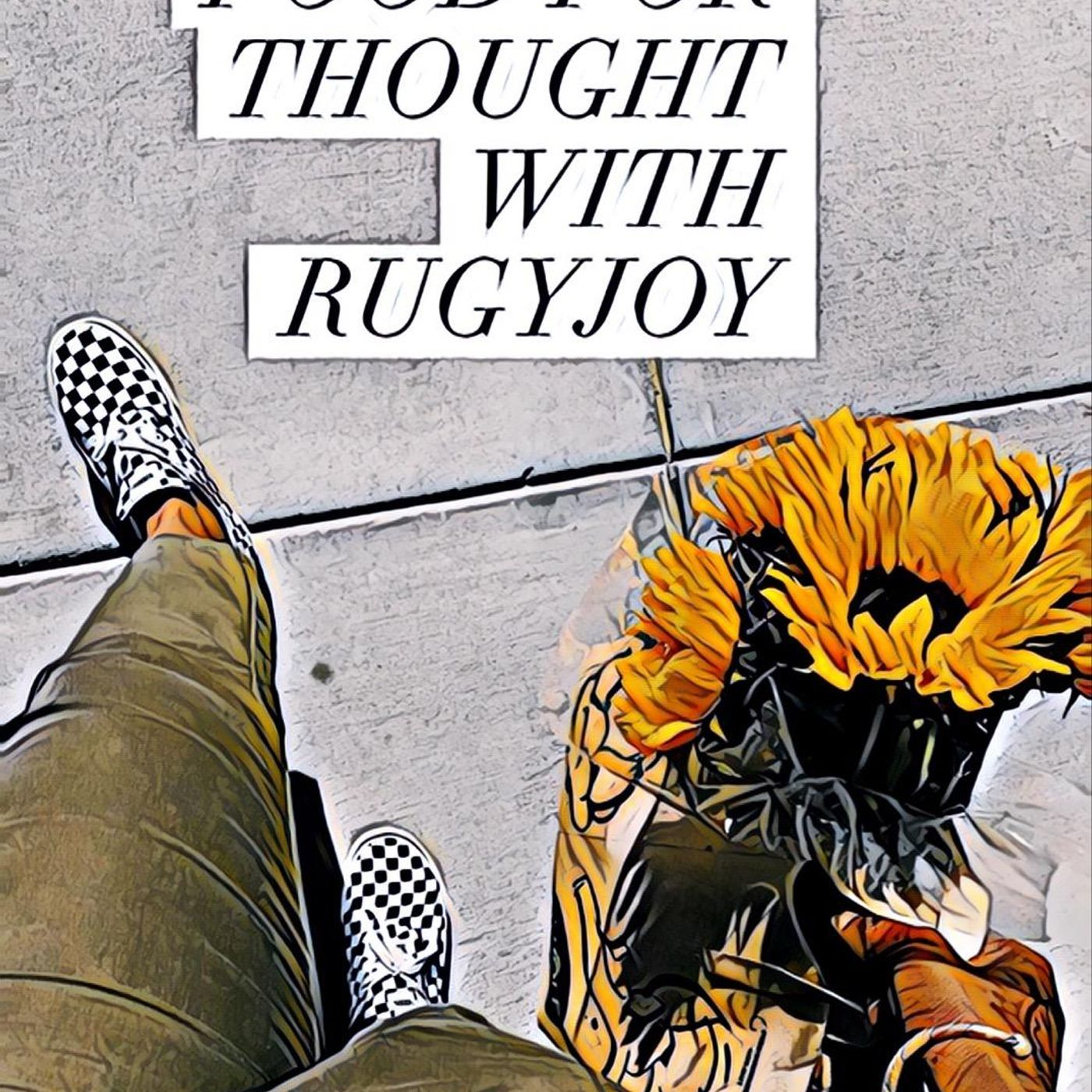 Food for thought with Rugy Joy Episode #1: Sickle Cell Warriors