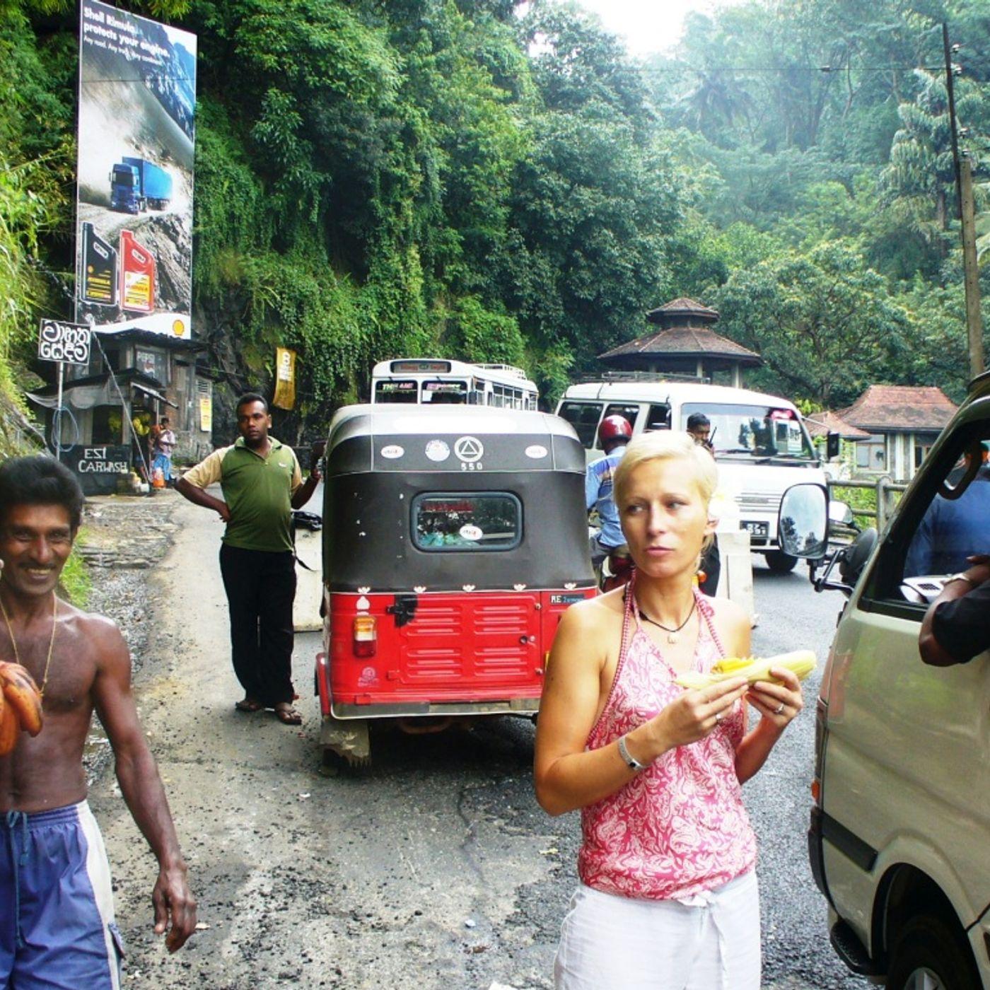 """Odc.9 Sri Lanka """"Autobus z dzwoneczkiem"""""""