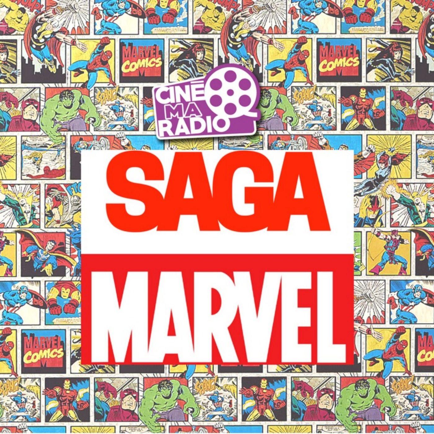 SAGA MARVEL | Avengers 2, l'ère d'Ultron | CinéMaRadio