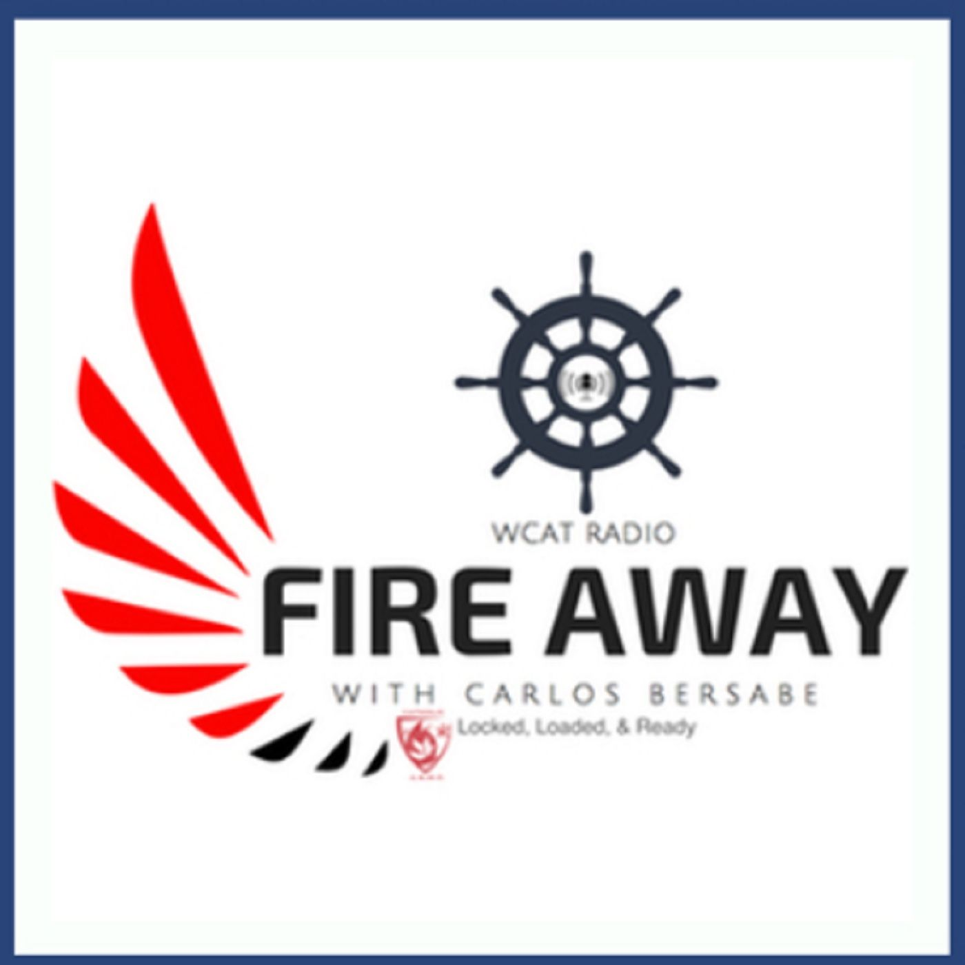 Fire Away 61, Kevin Symonds (https://kevinsymonds.com) joins Carlos Bersabe to talk about Fatima