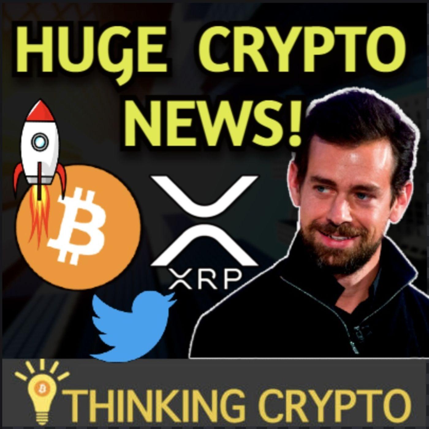 Bitcoin in 401Ks - Jack Dorsey Lightning Network - $22.5M Property Sold For Crypto - SEC Ripple XRP