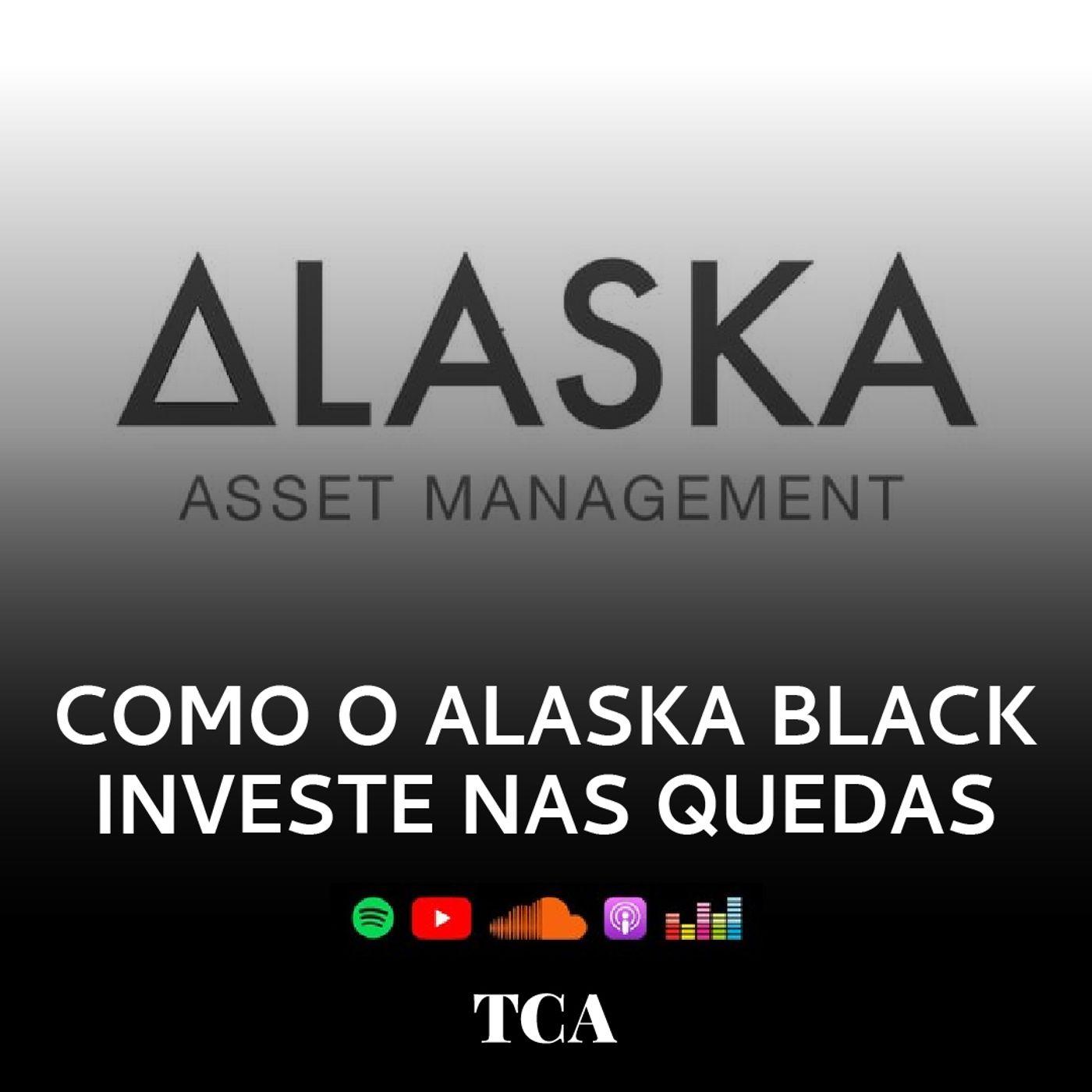Como o Alaska Black se aproveita das quedas na bolsa