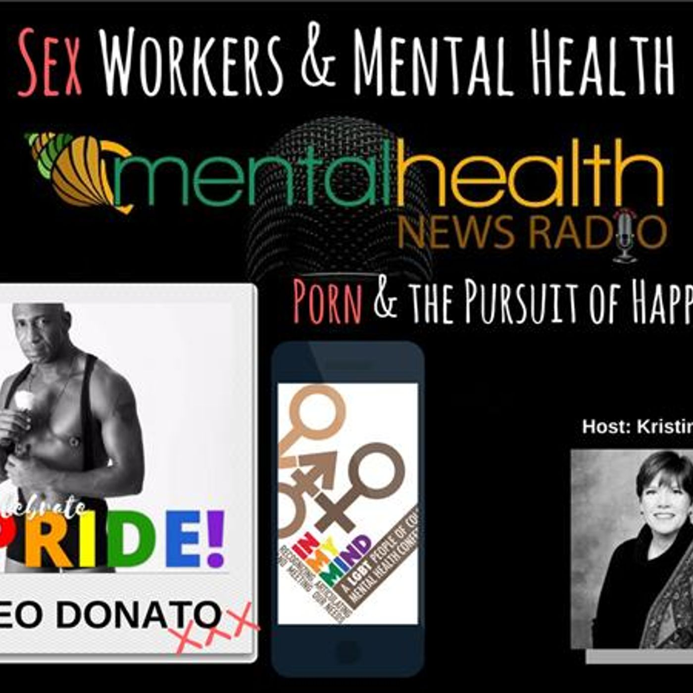 Mental Health News Radio - Sex Workers & Mental Health: Porn & the Pursuit of Happiness with Leo Donato
