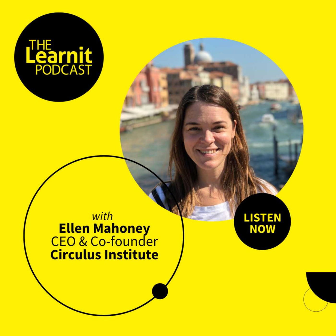 #29, Ellen Mahoney, CEO & Co-founder, Circulus Institute: Social & Emotional Learning...For Teachers