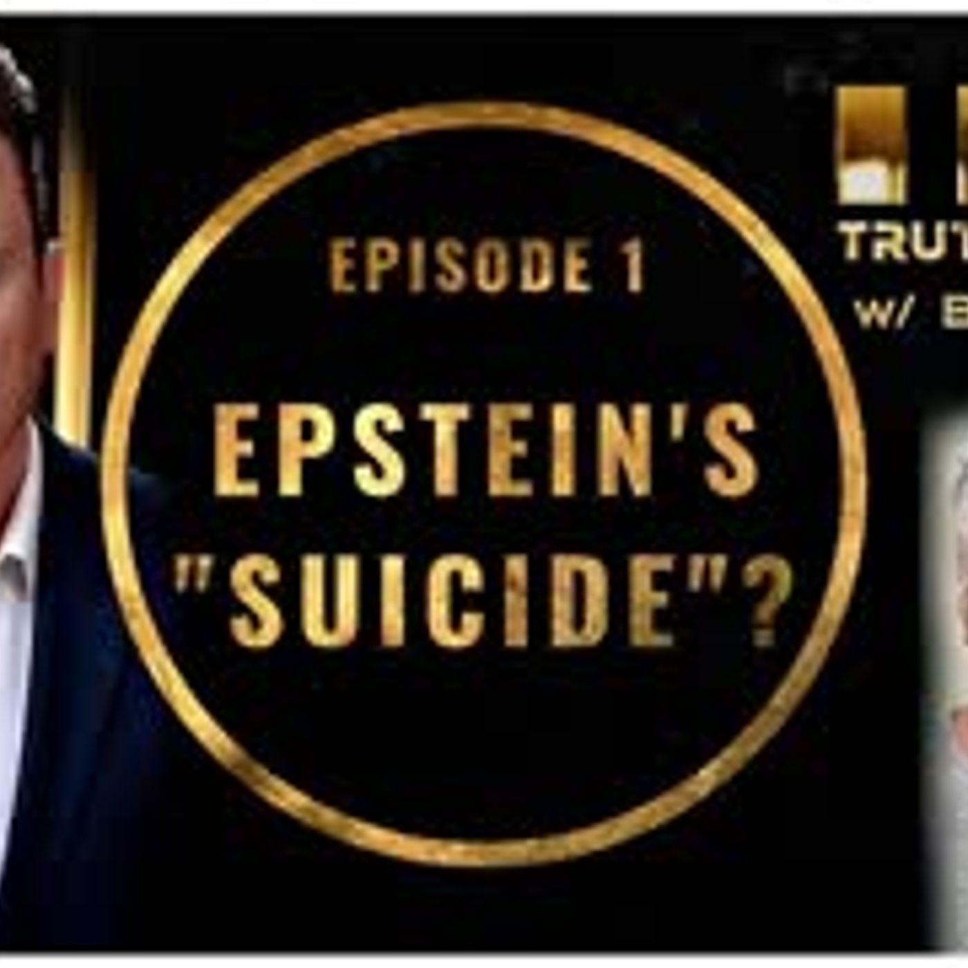 Jeffrey Epstein's Suicide, Co-conspirators A Deeper Look (TiM pc. 1)
