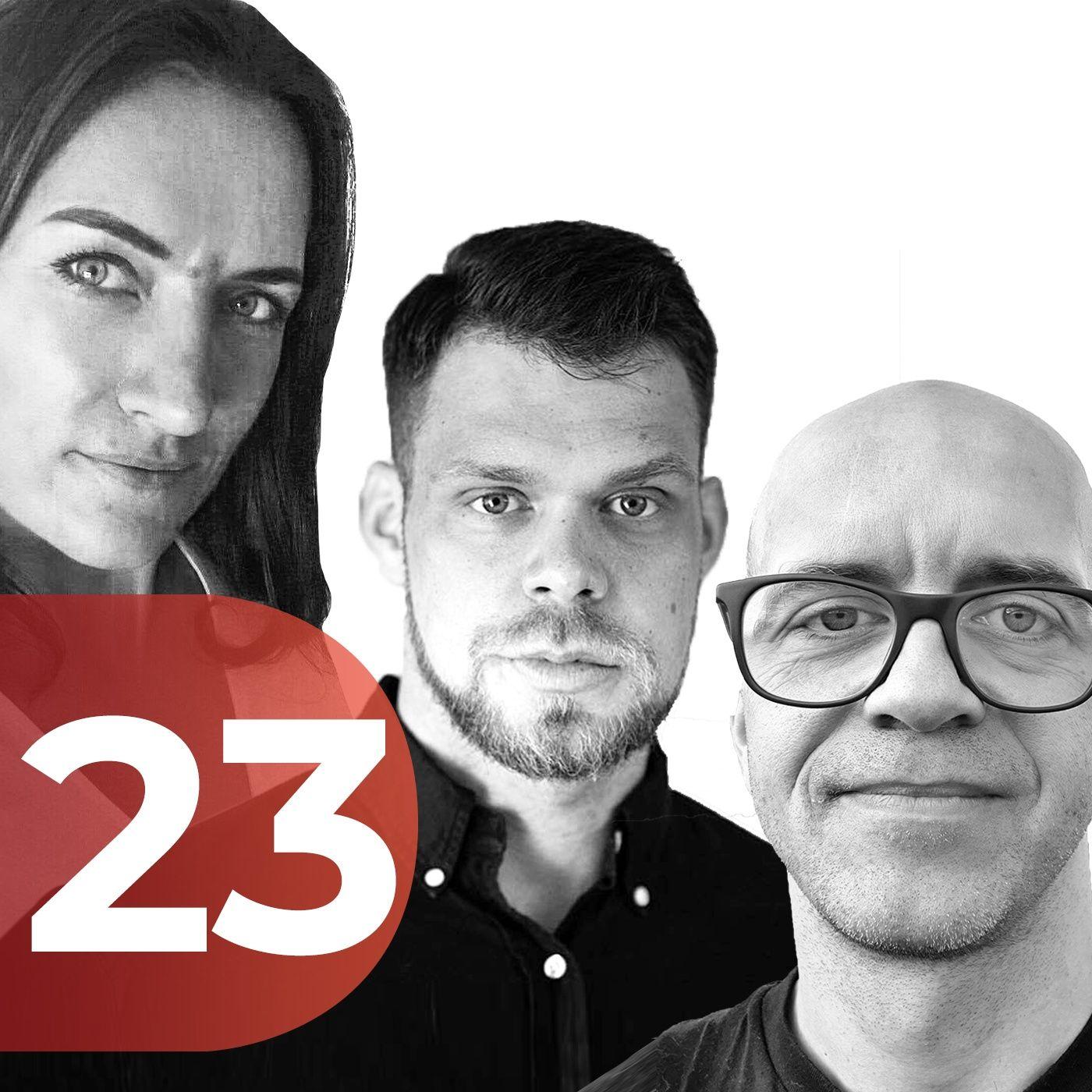 3 pacjentów. 3 historie. | #23
