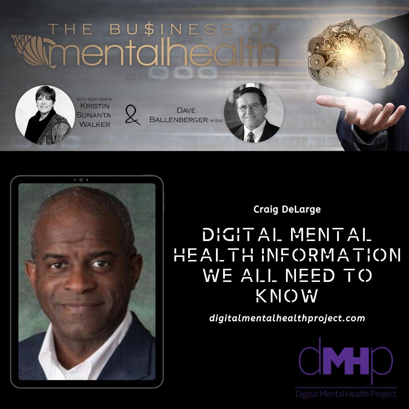 Mental Health News Radio - Digital Mental Health Information We All Need to Know
