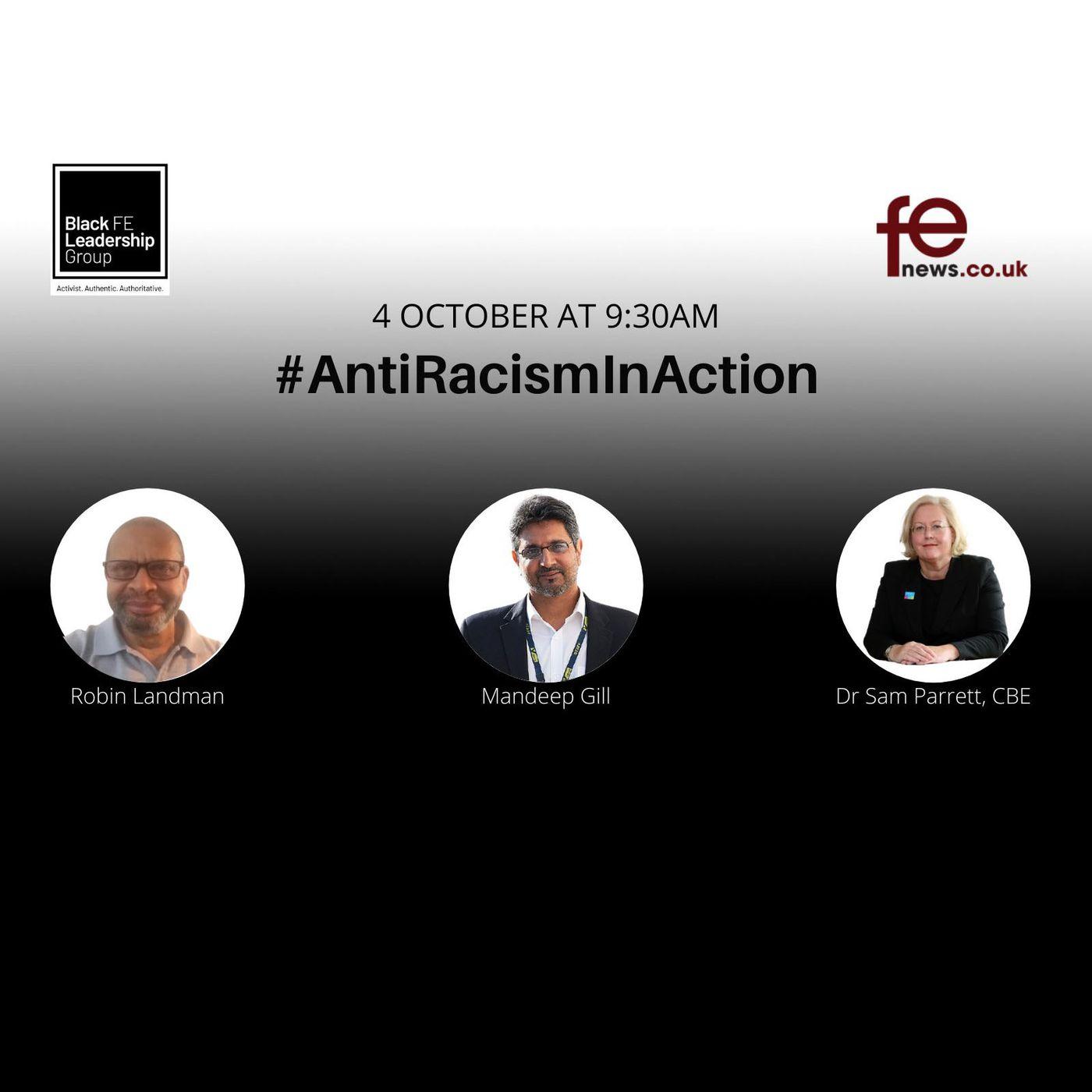 #AntiRacismInAction Episode 1