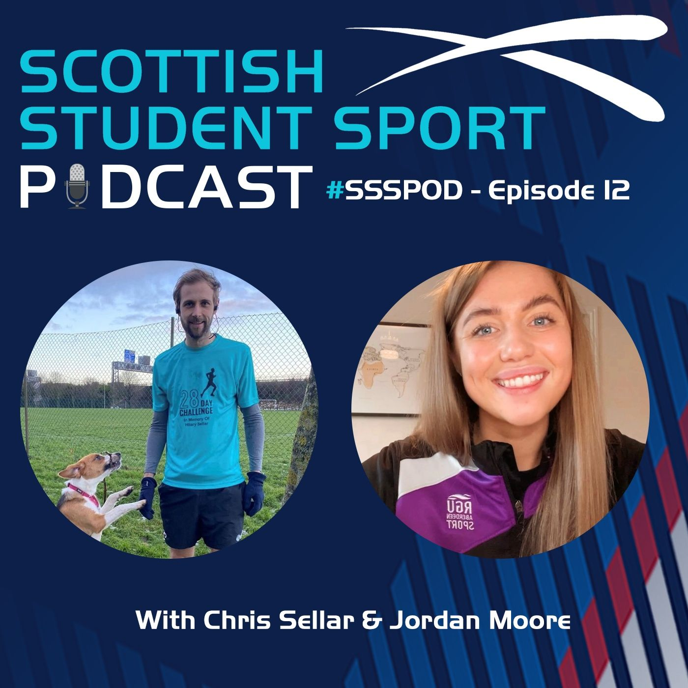 Episode 12   Challenges, Charities and Chris Sellar