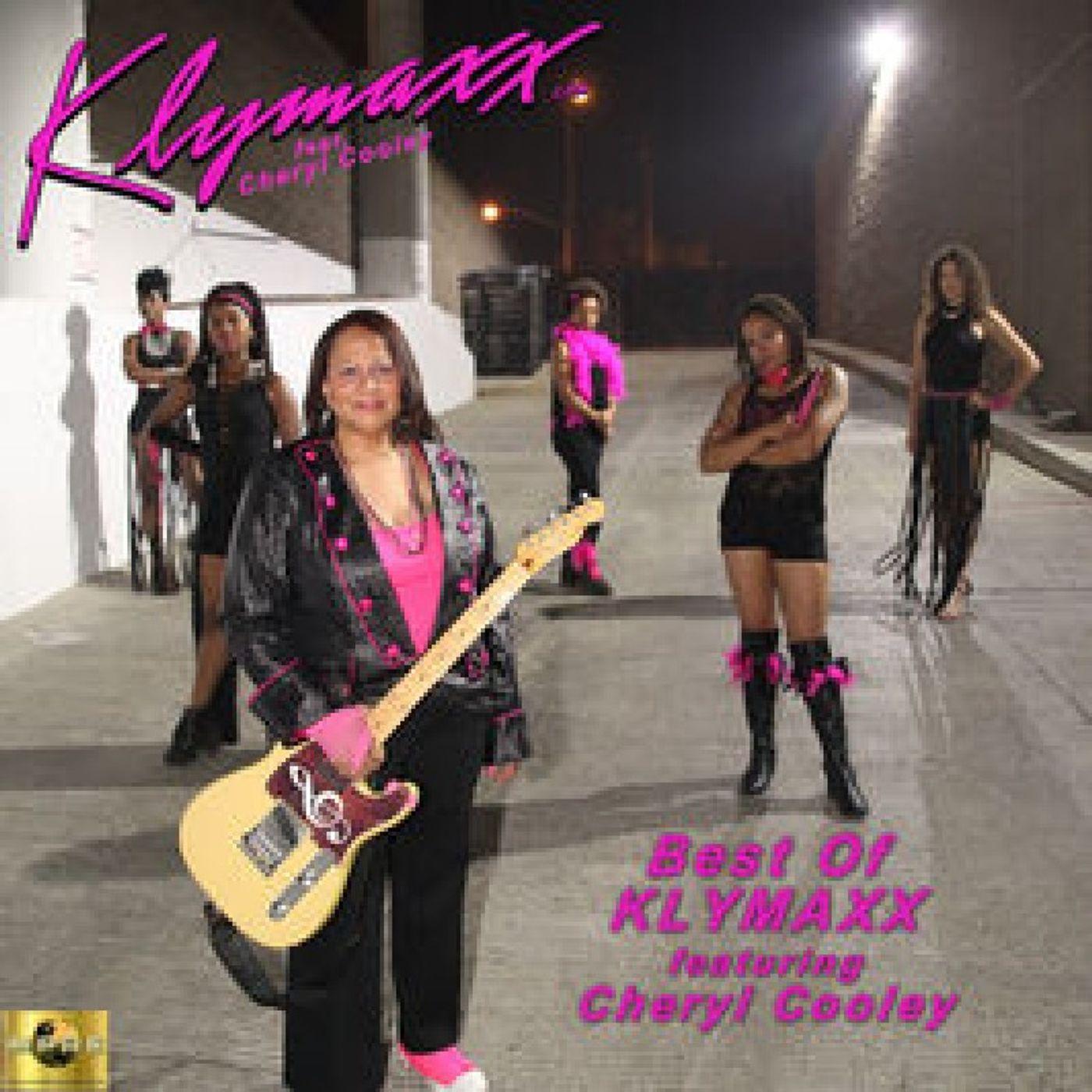 Cheryl Cooley of Klymaxx - Underground interviews