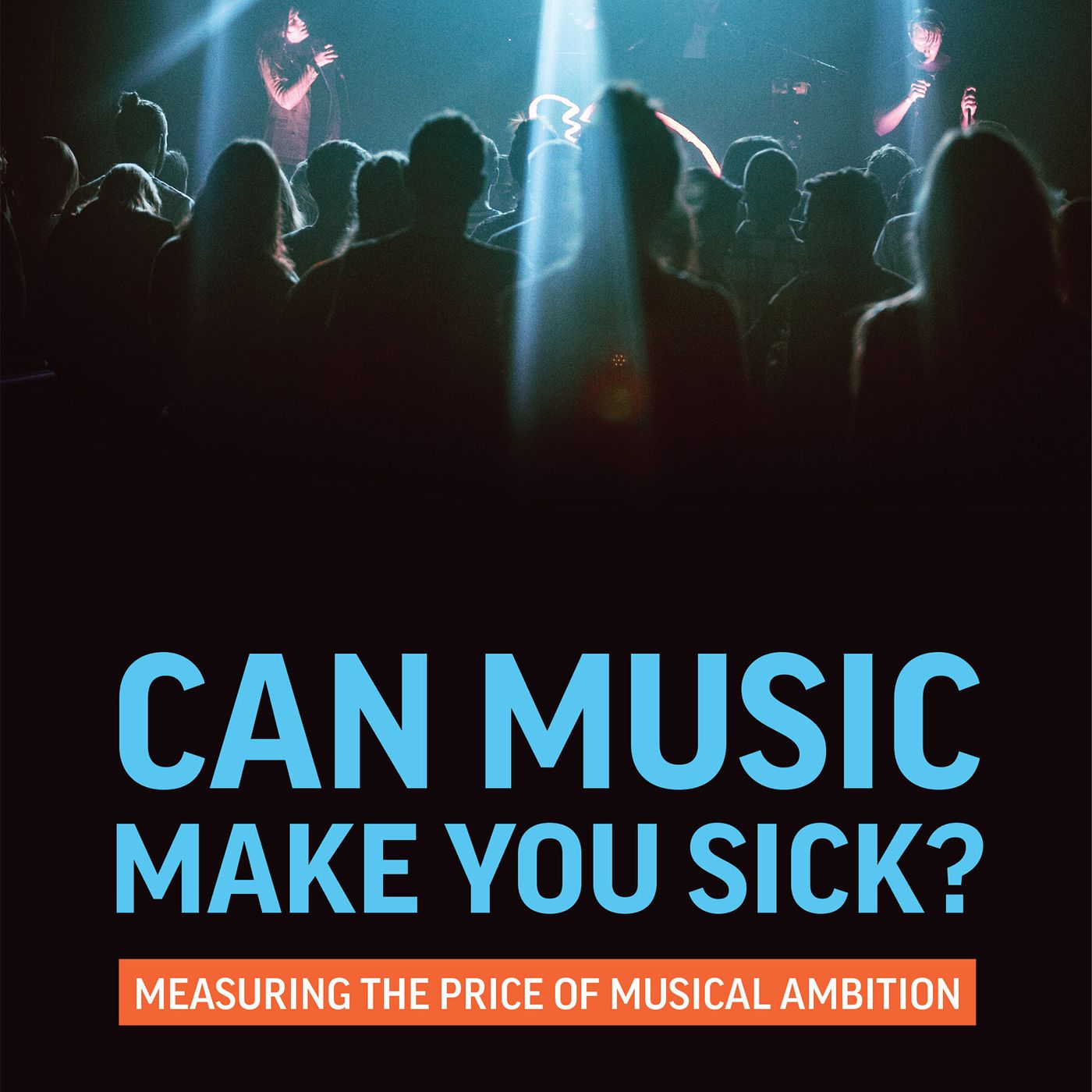 Can music make you sick? With Dr George Musgrave