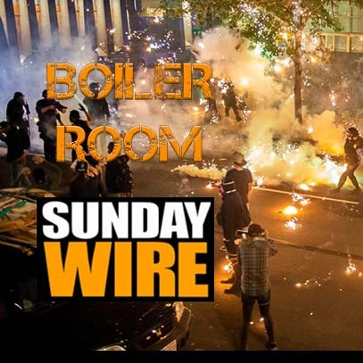 Hesher & Ruckus on SUNDAY WIRE - (14-April-2021)
