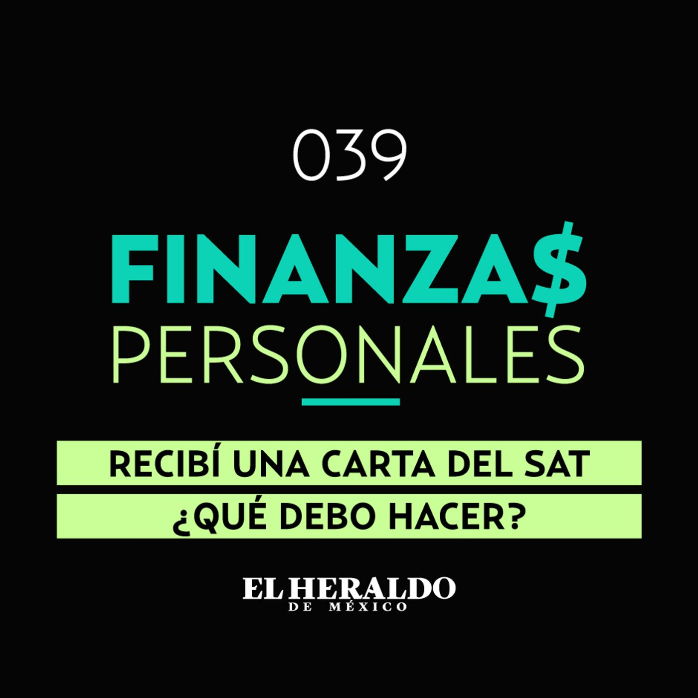 SAT | Finanzas Personales: Carta Invitación, ¿qué hacer y qué significa?