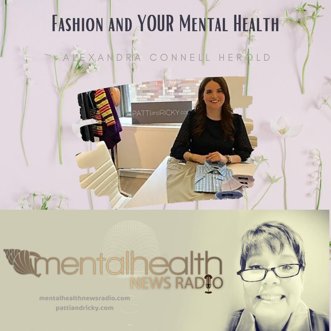Mental Health News Radio - Fashion and YOUR Mental Health